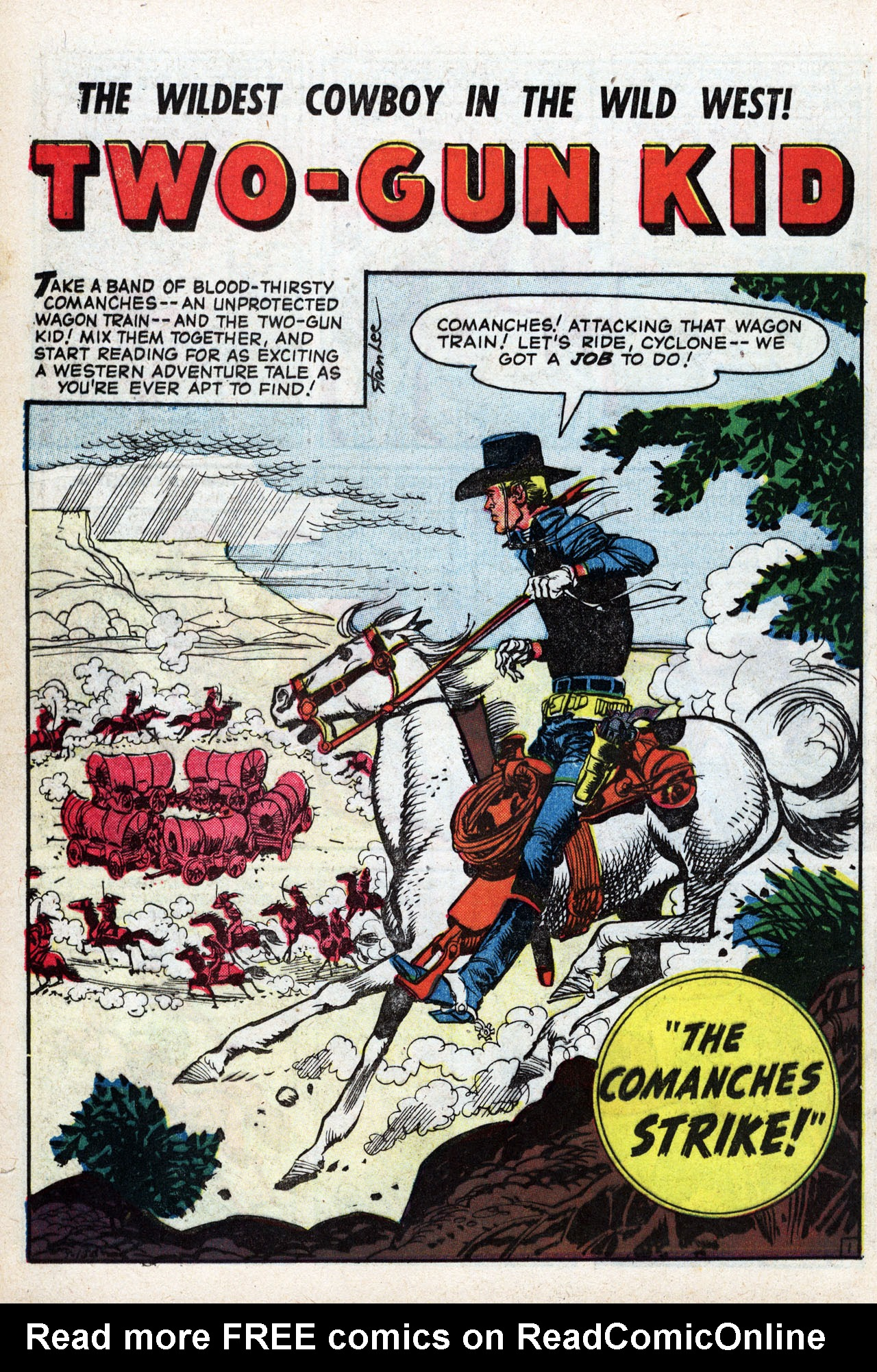 Read online Two-Gun Kid comic -  Issue #46 - 12