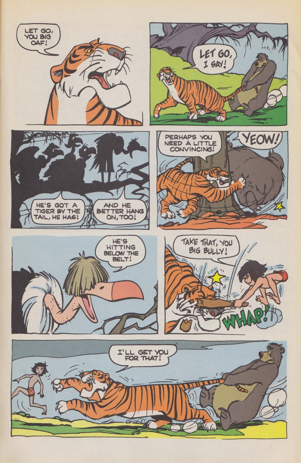 Read online The Jungle Book comic -  Issue # Full - 55