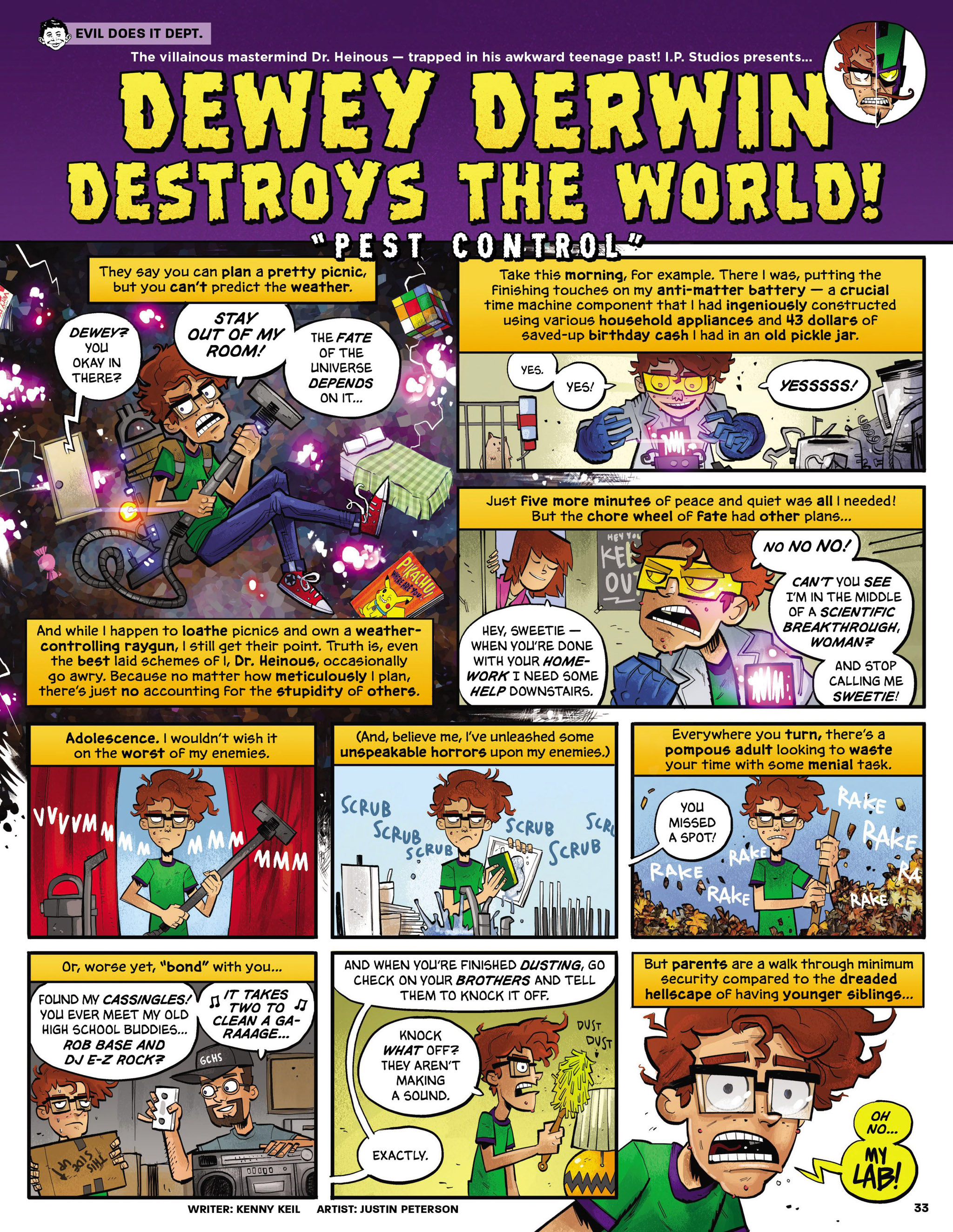 Read online MAD comic -  Issue #546 - 26