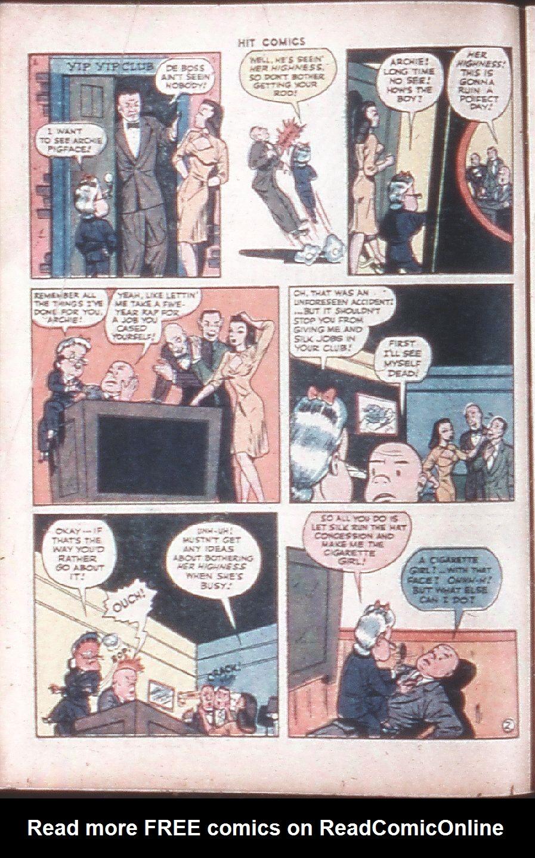 Read online Hit Comics comic -  Issue #36 - 26