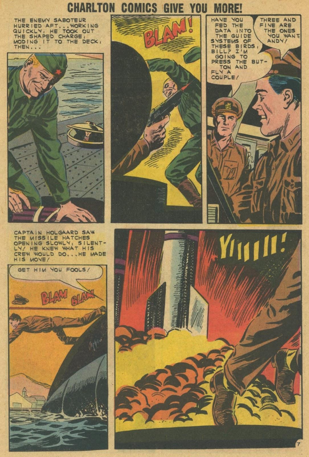 Read online Fightin' Navy comic -  Issue #103 - 19