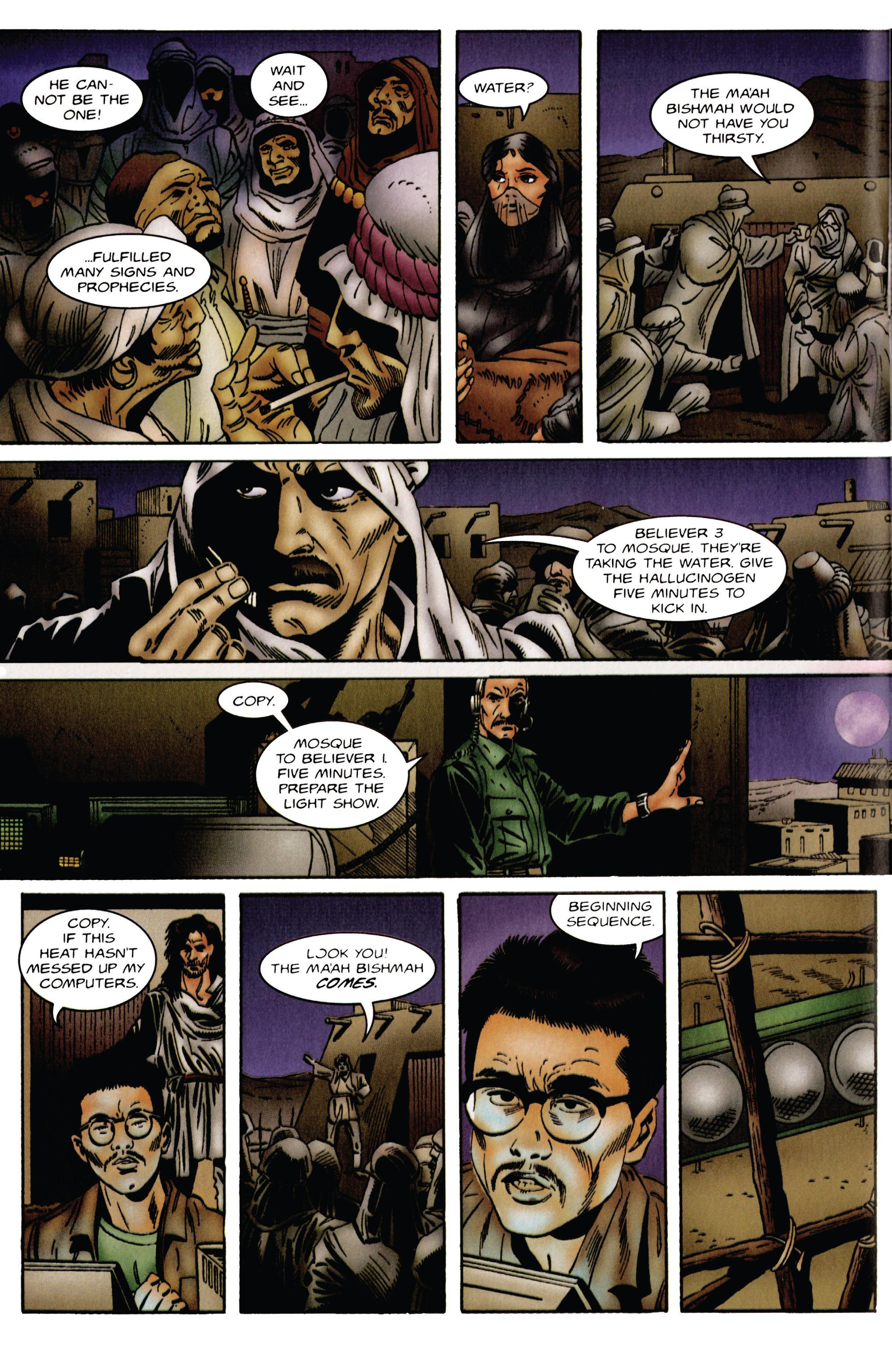 Read online Eternal Warrior (1992) comic -  Issue #47 - 15