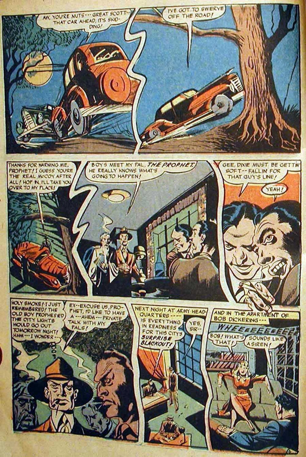 Hangman Comics issue 5 - Page 8