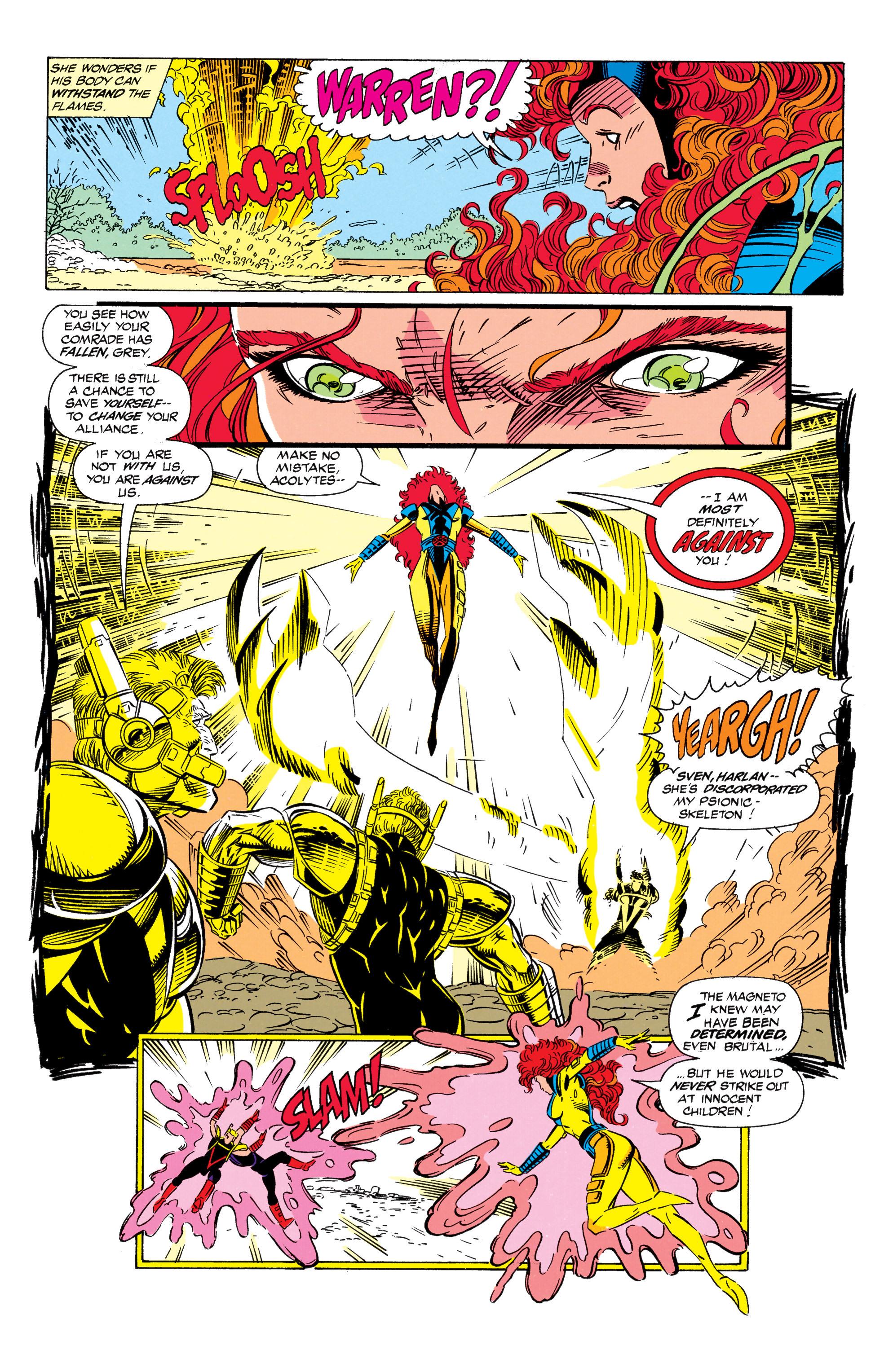 Read online Uncanny X-Men (1963) comic -  Issue #298 - 16