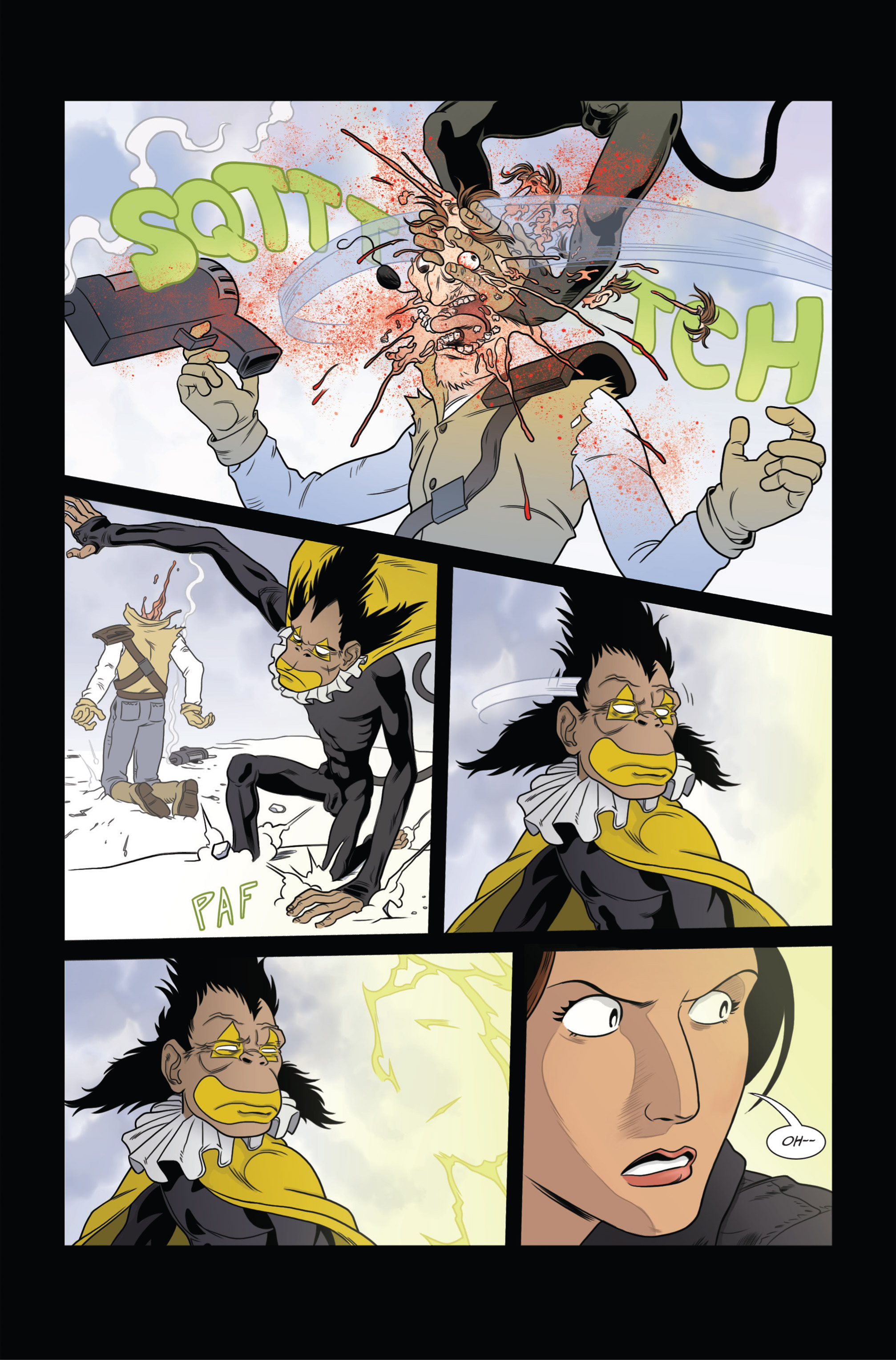 Read online Ehmm Theory: Everything & Small Doses comic -  Issue #3 - 25