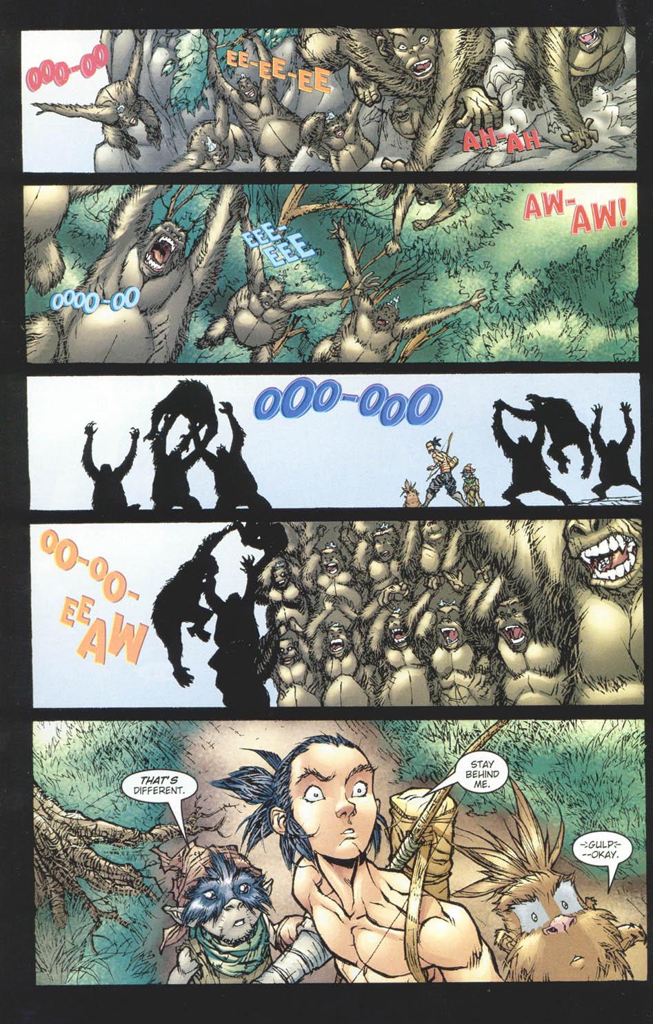Read online Ninja Boy comic -  Issue #5 - 11