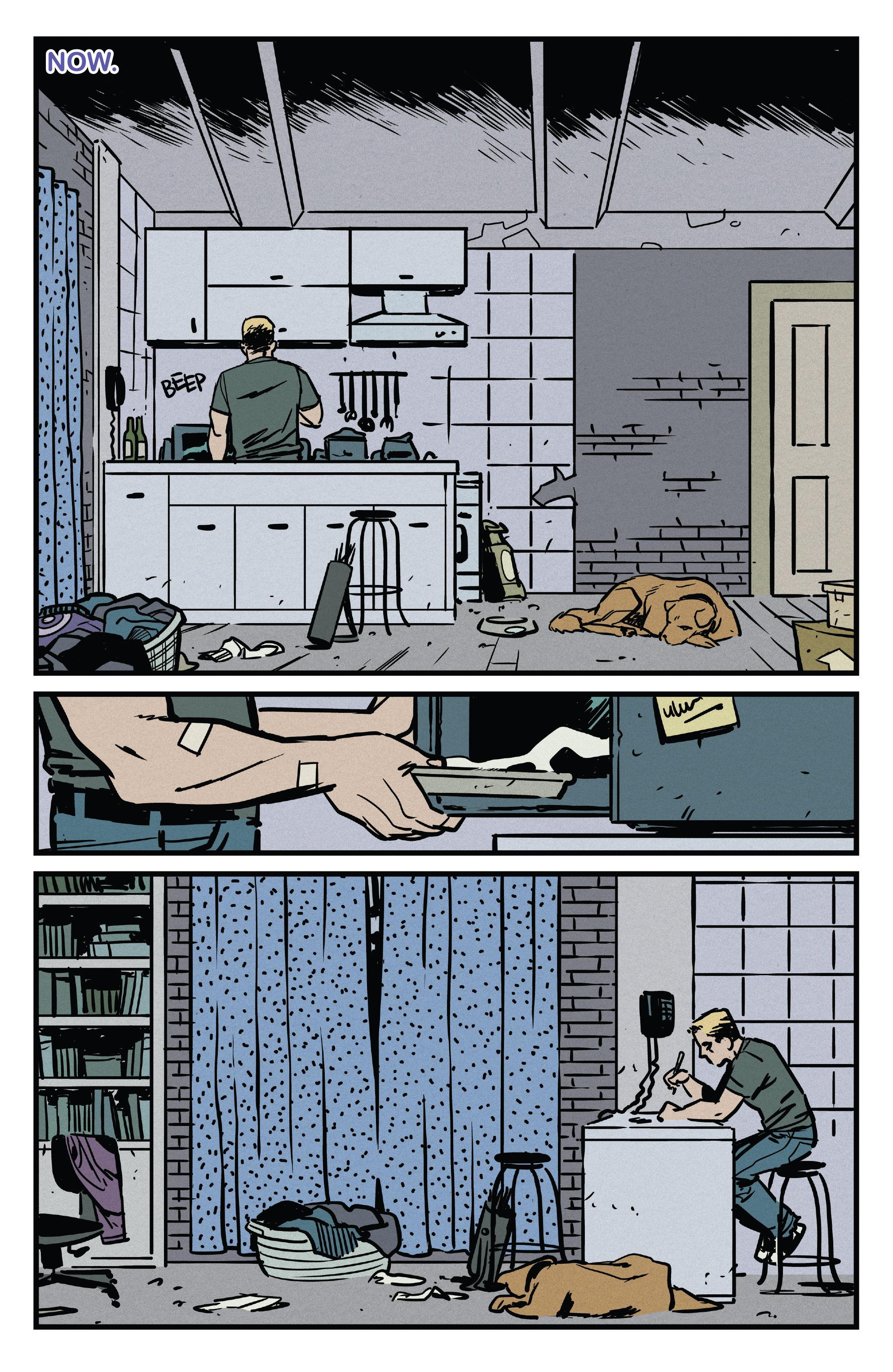 Read online All-New Hawkeye (2016) comic -  Issue #2 - 8