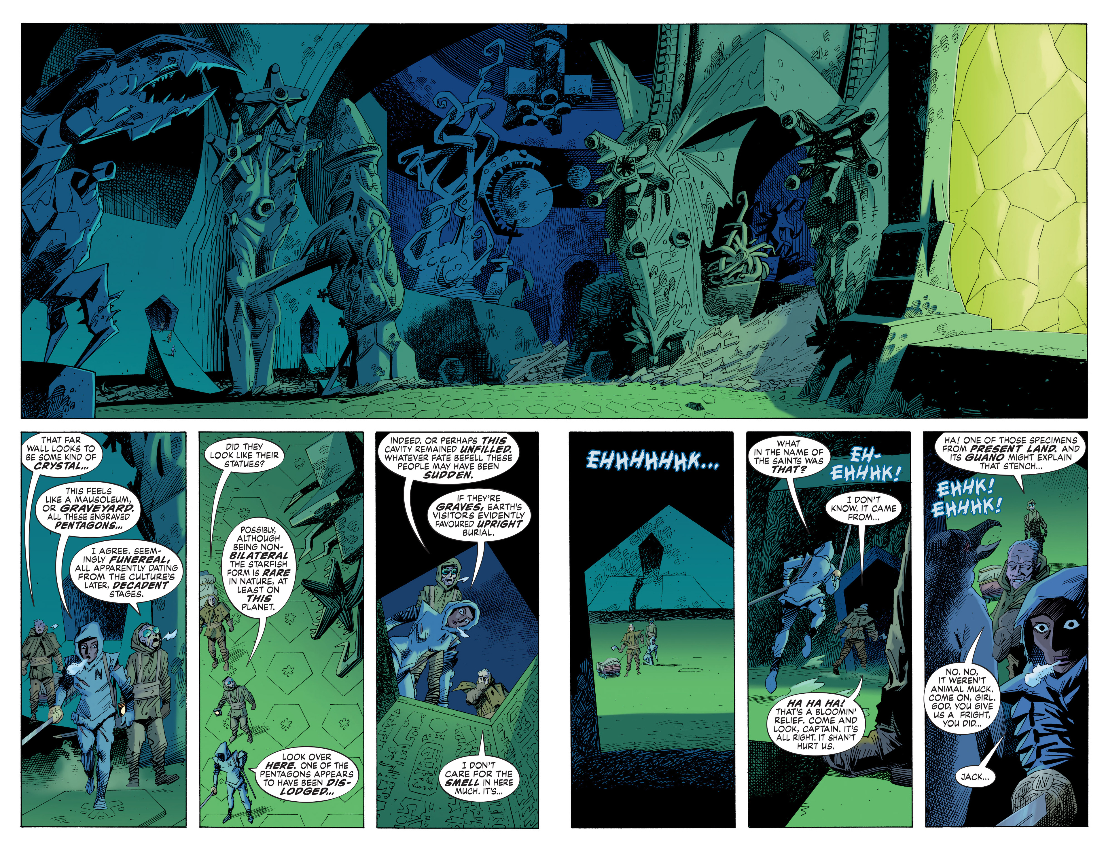 Read online Nemo: Heart of Ice comic -  Issue # Full - 40