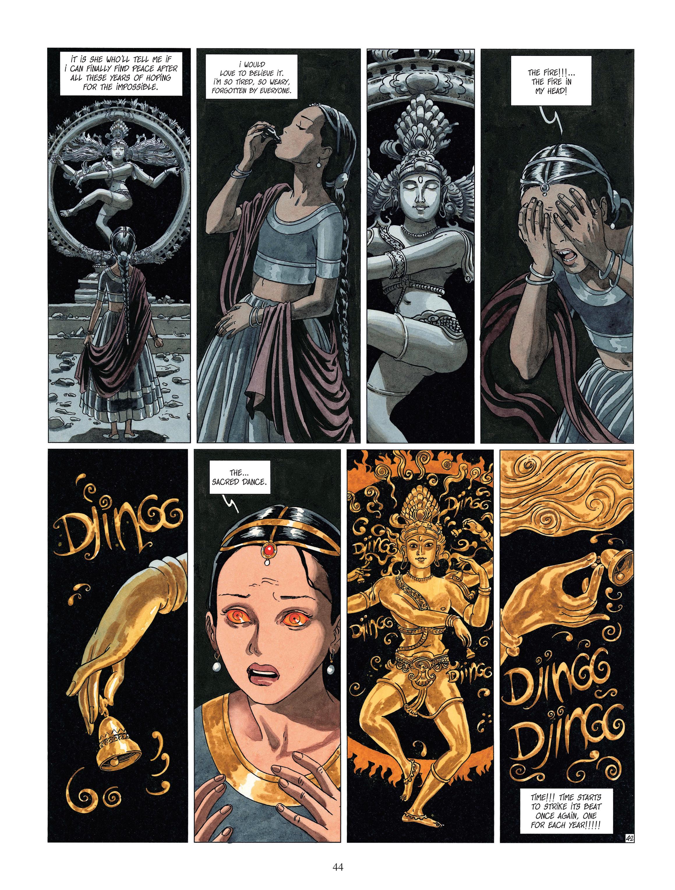 Read online Djinn comic -  Issue #13 - 45