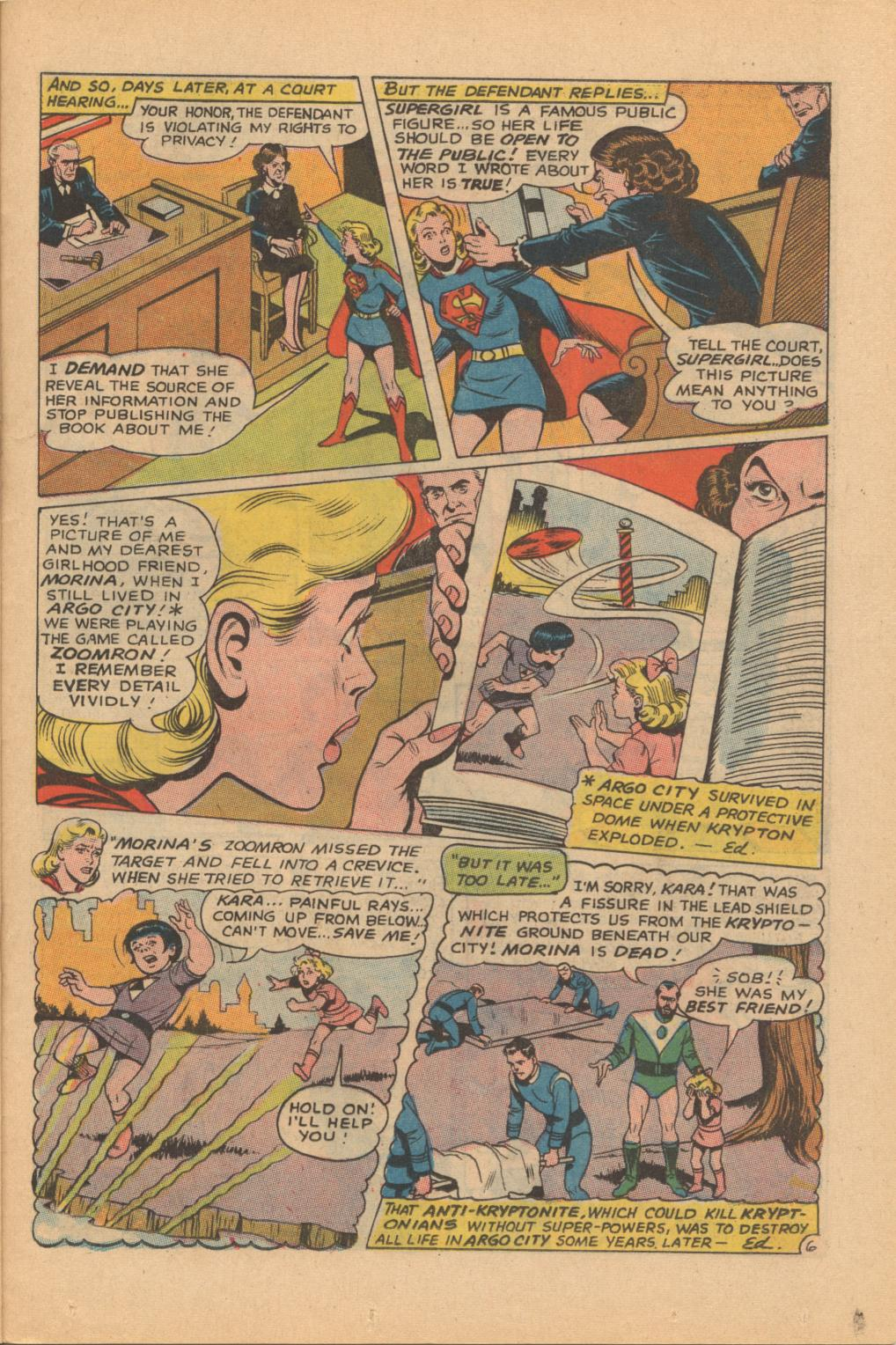 Read online Action Comics (1938) comic -  Issue #371 - 23