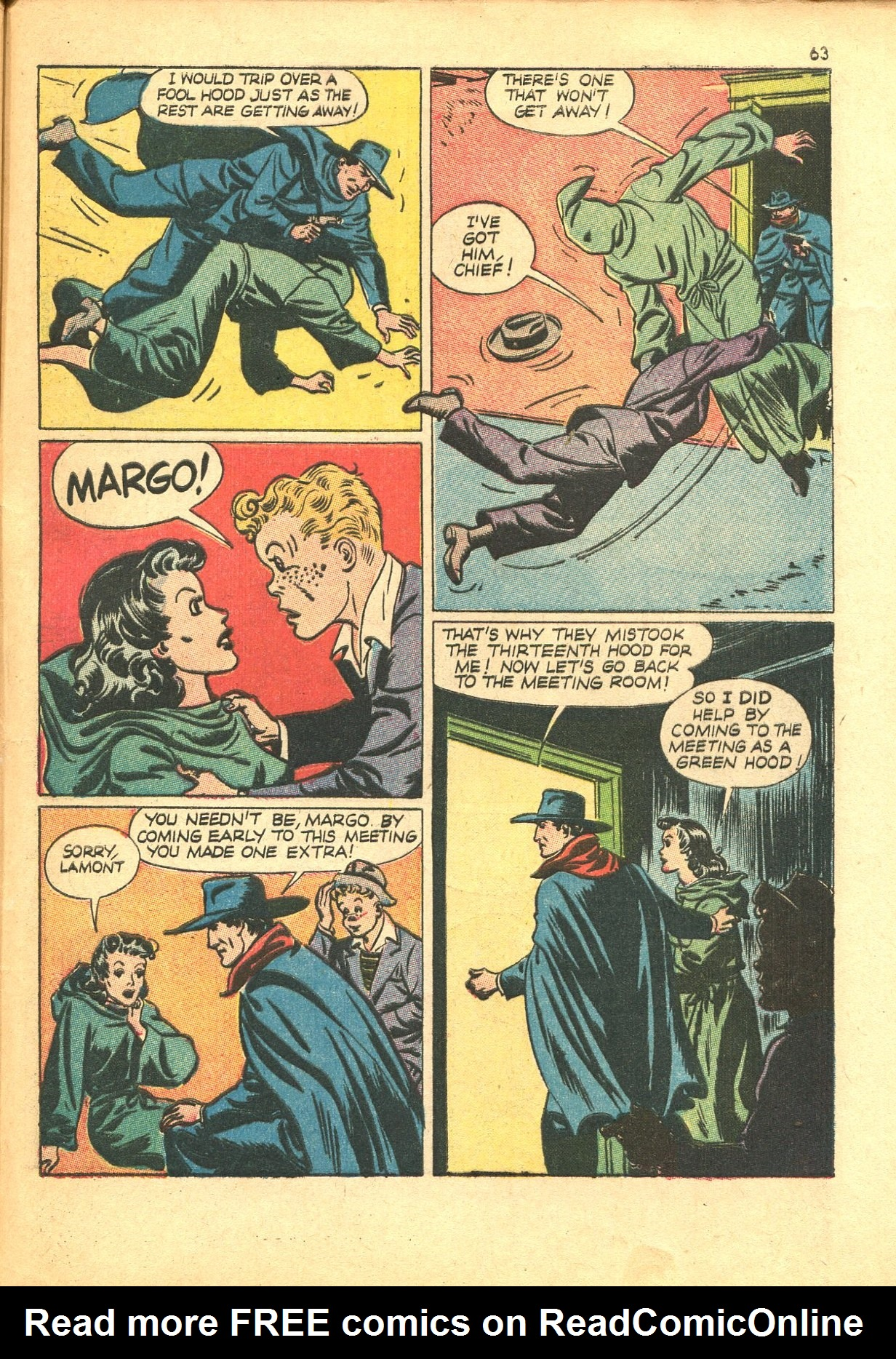 Read online Shadow Comics comic -  Issue #24 - 55