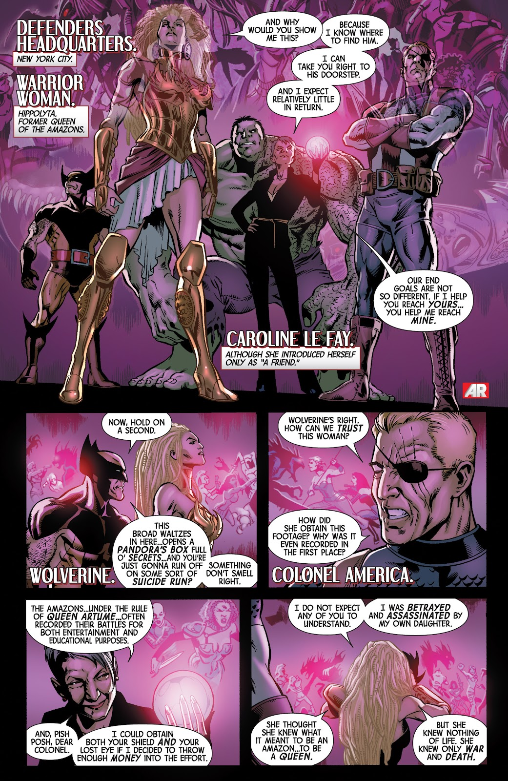 Read online Age of Ultron Companion comic -  Issue # TPB (Part 2) - 65