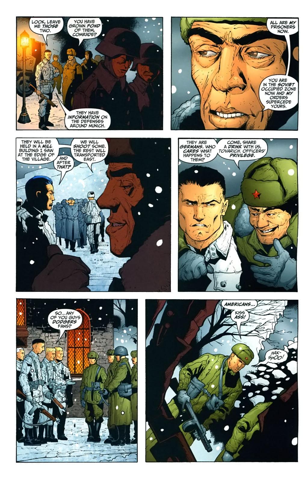 Read online Team Zero comic -  Issue #4 - 8