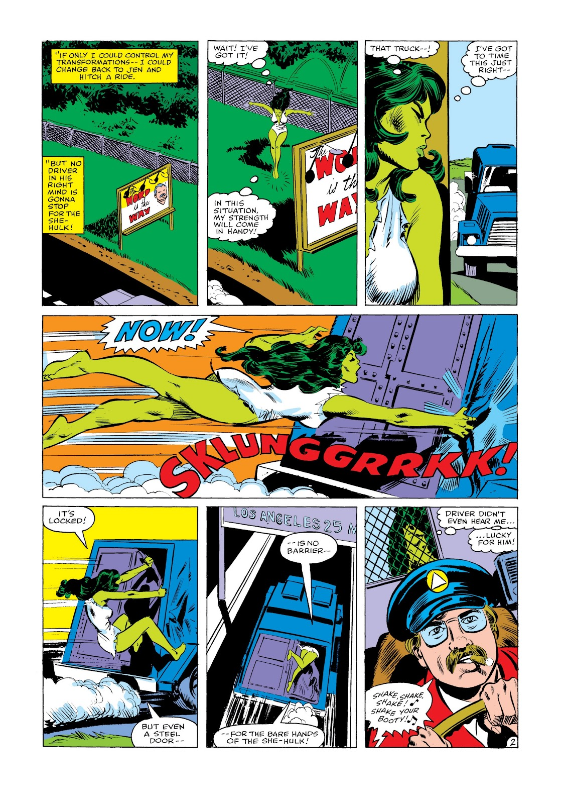 Marvel Masterworks: The Savage She-Hulk issue TPB_1_(Part_2) - Page 74