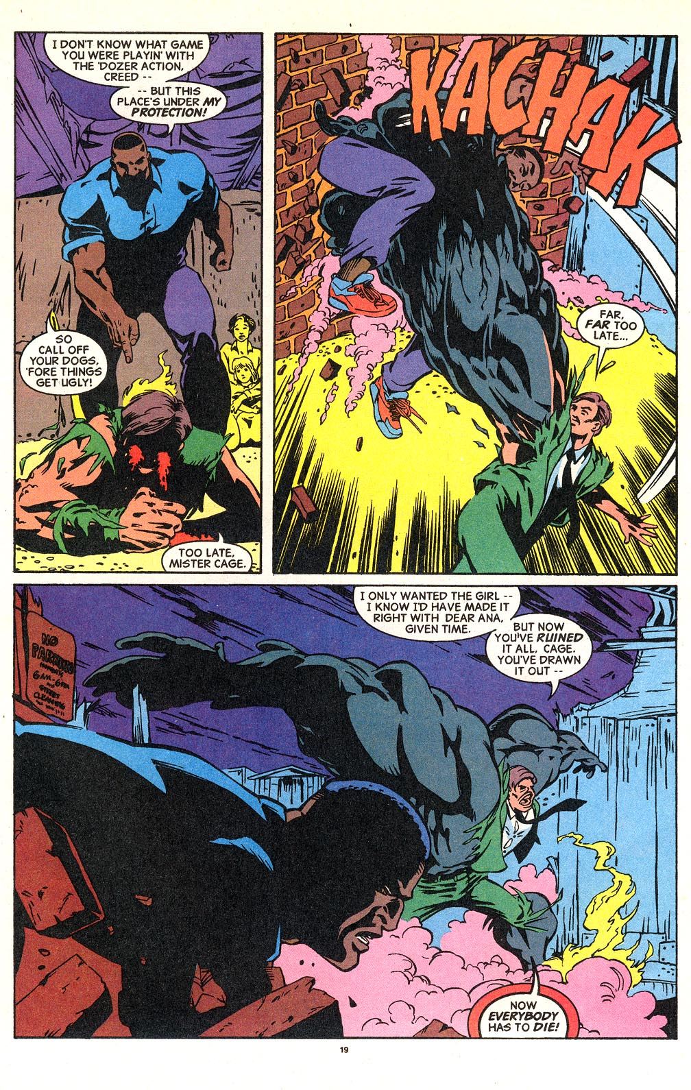 Cage (1992) issue 18 - Page 16