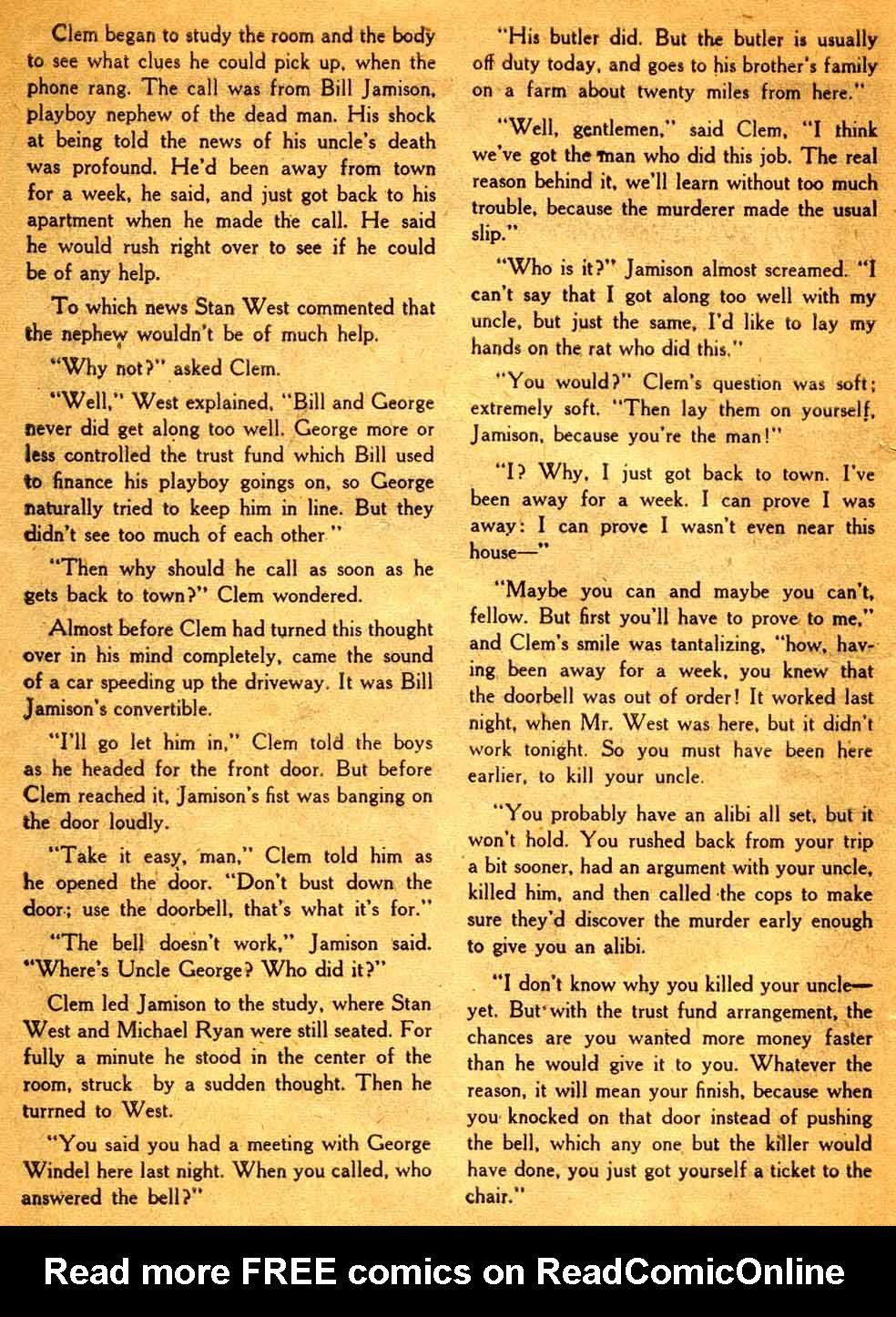 Read online Adventure Comics (1938) comic -  Issue #121 - 21