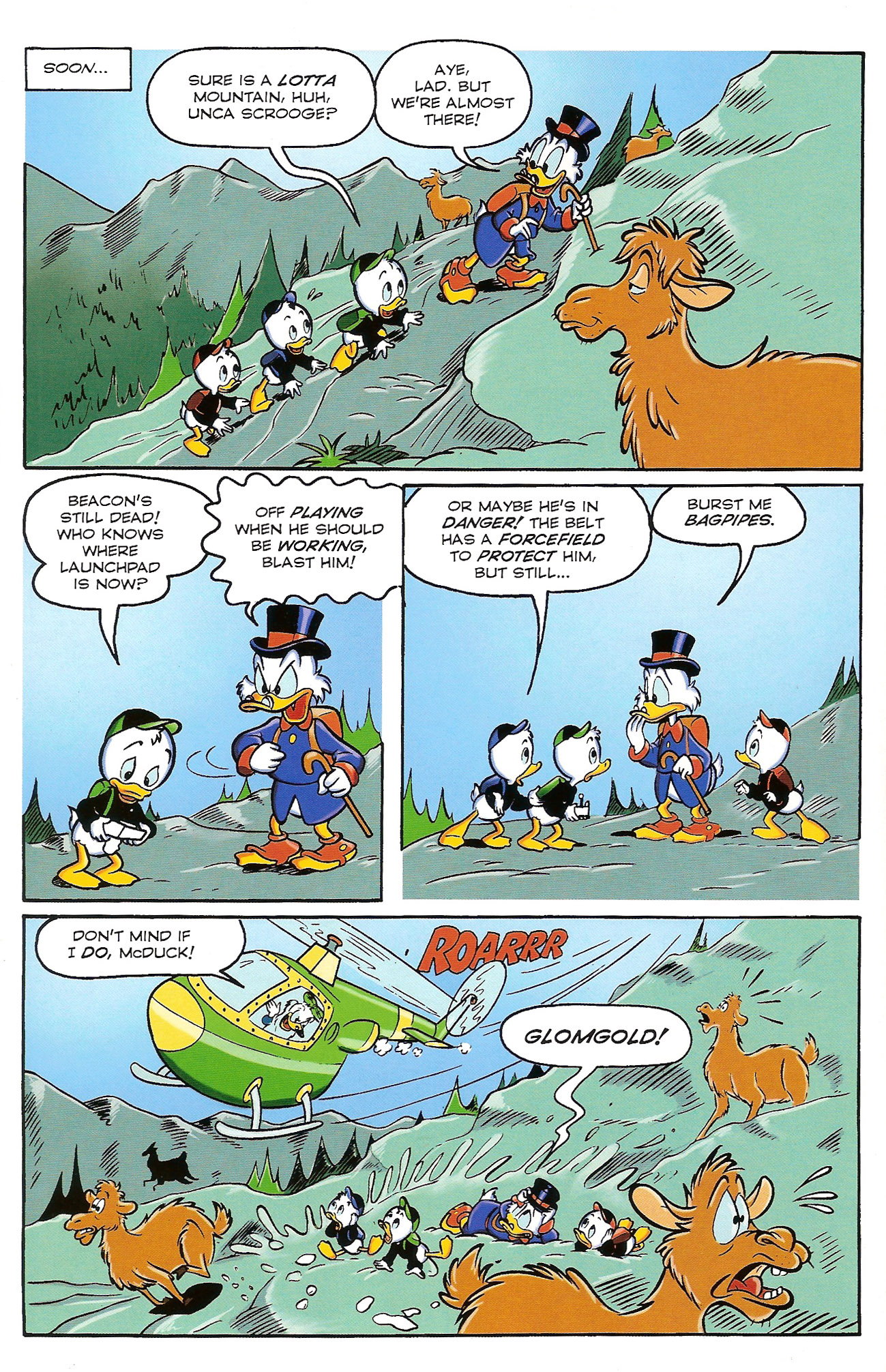Read online Uncle Scrooge (1953) comic -  Issue #398 - 8