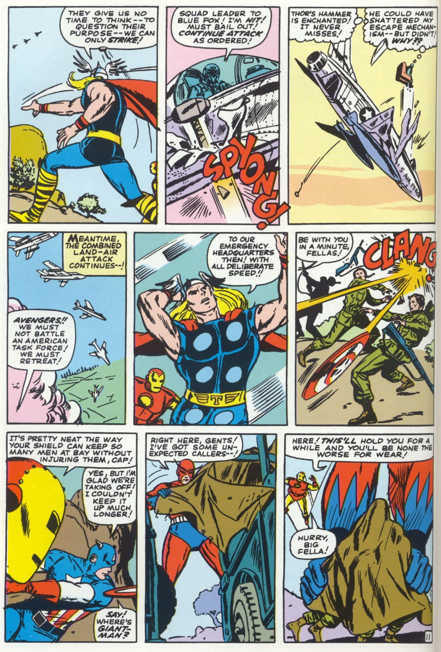 The Avengers (1963) 13 Page 11