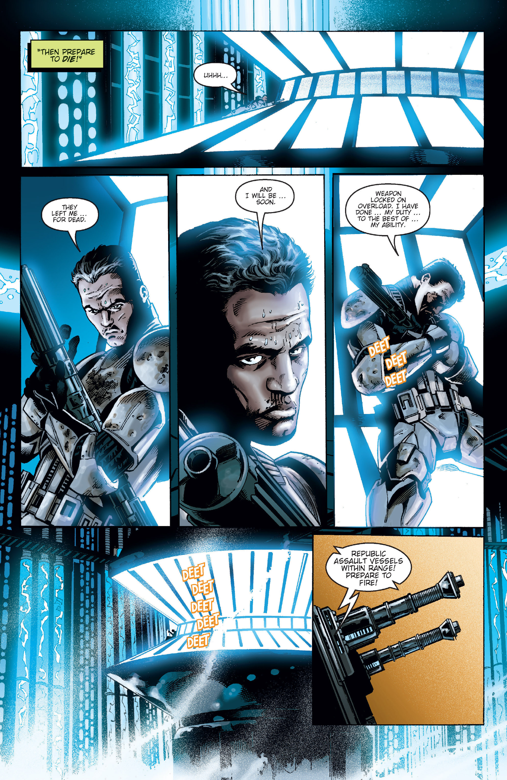 Read online Star Wars Omnibus comic -  Issue # Vol. 24 - 222
