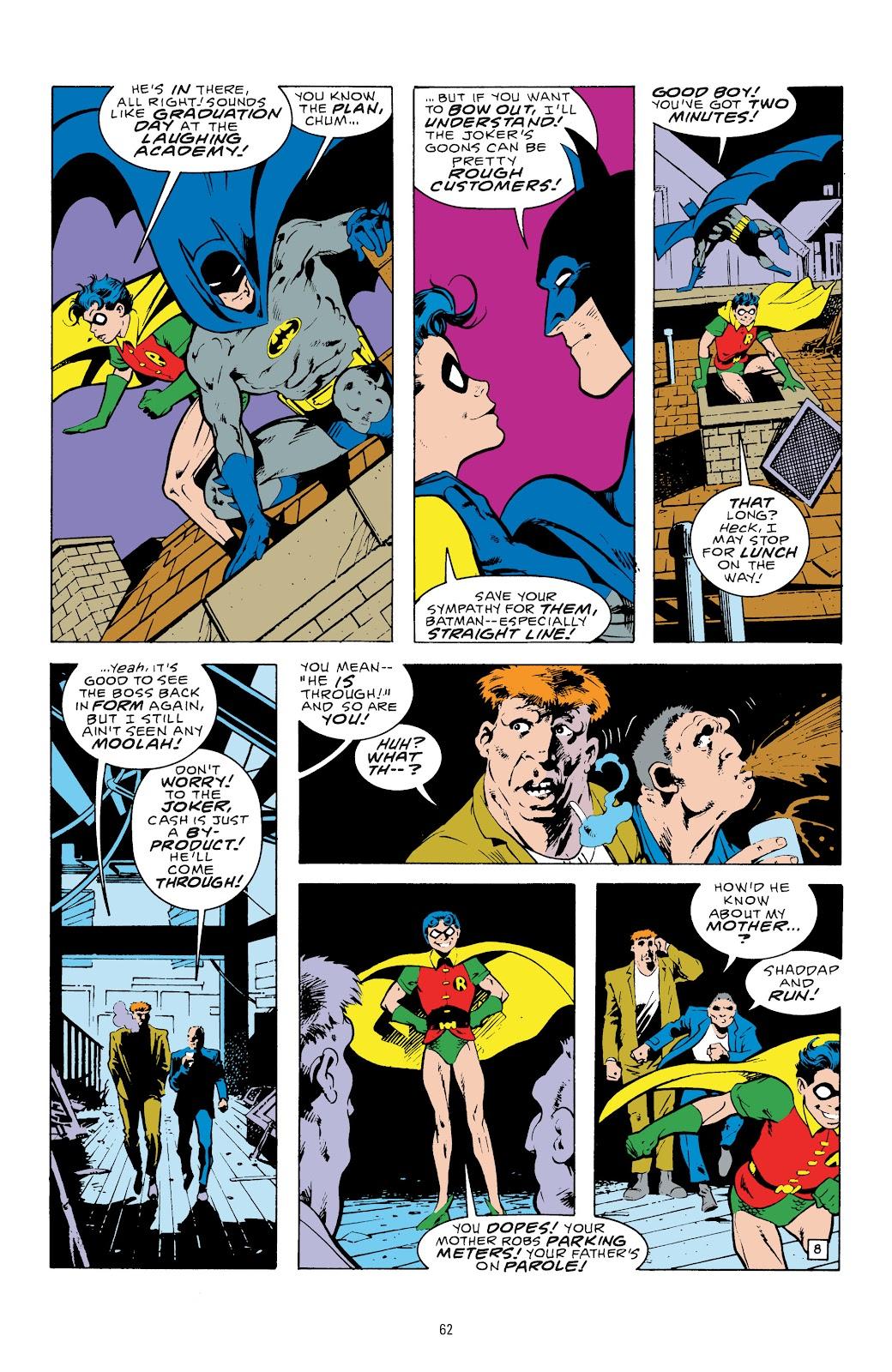 Read online Detective Comics (1937) comic -  Issue # _TPB Batman - The Dark Knight Detective 1 (Part 1) - 62