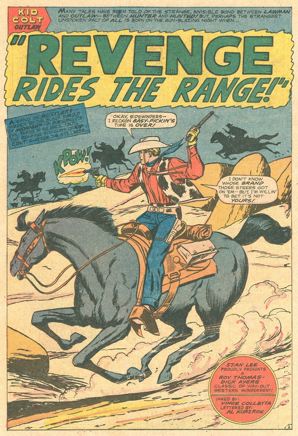Kid Colt Outlaw issue 136 - Page 14