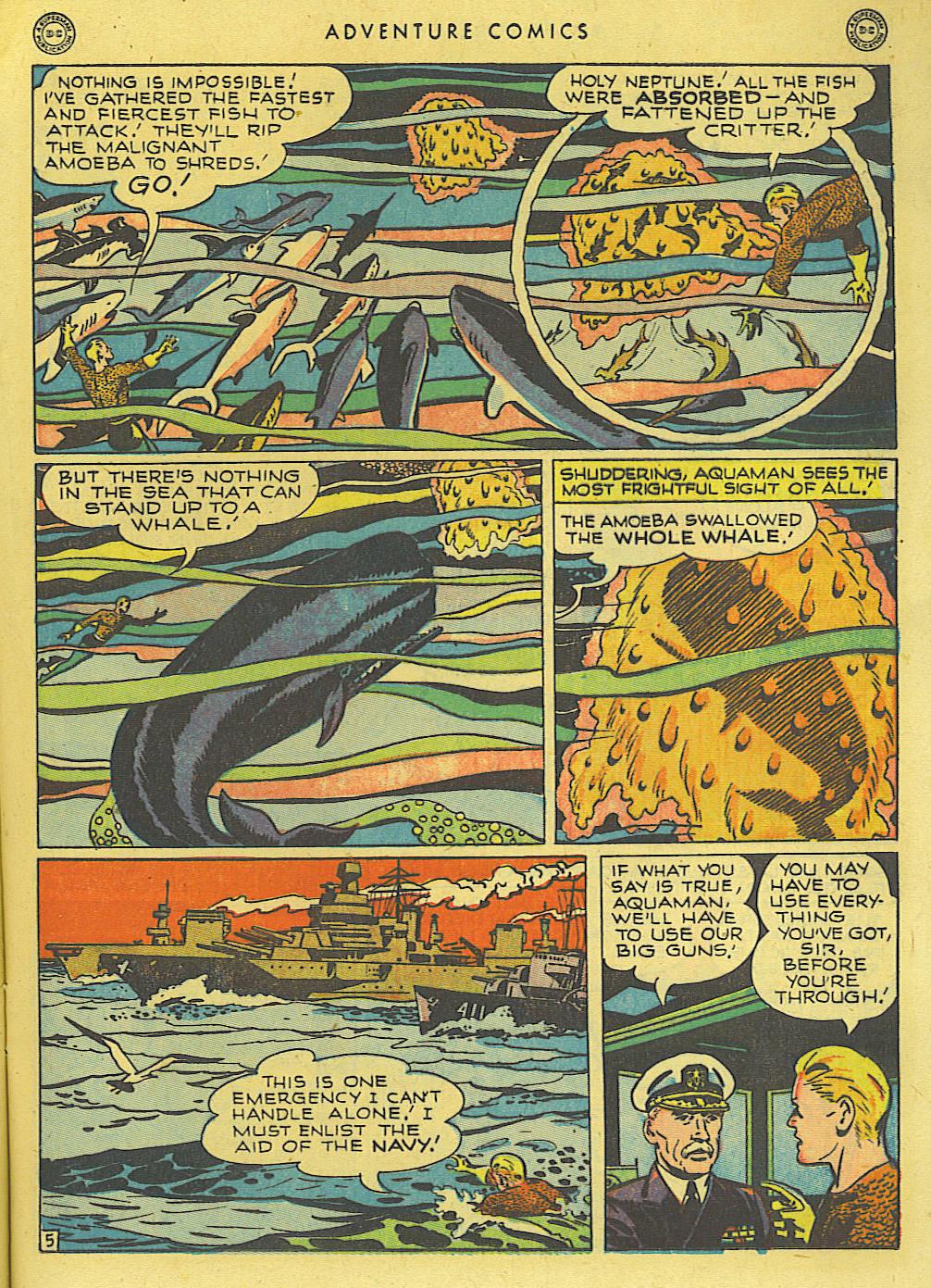 Read online Adventure Comics (1938) comic -  Issue #135 - 19