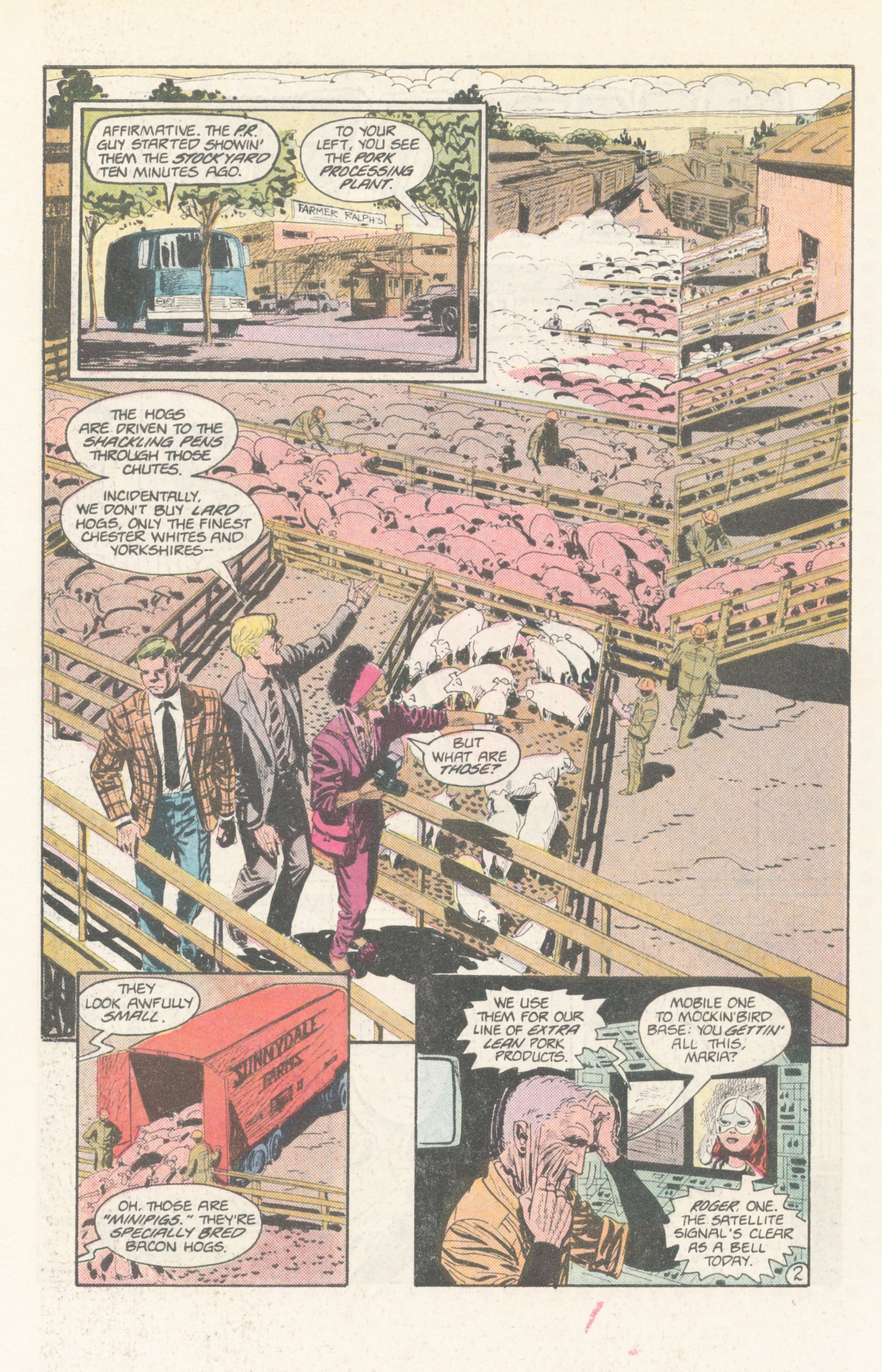Action Comics (1938) 610 Page 32