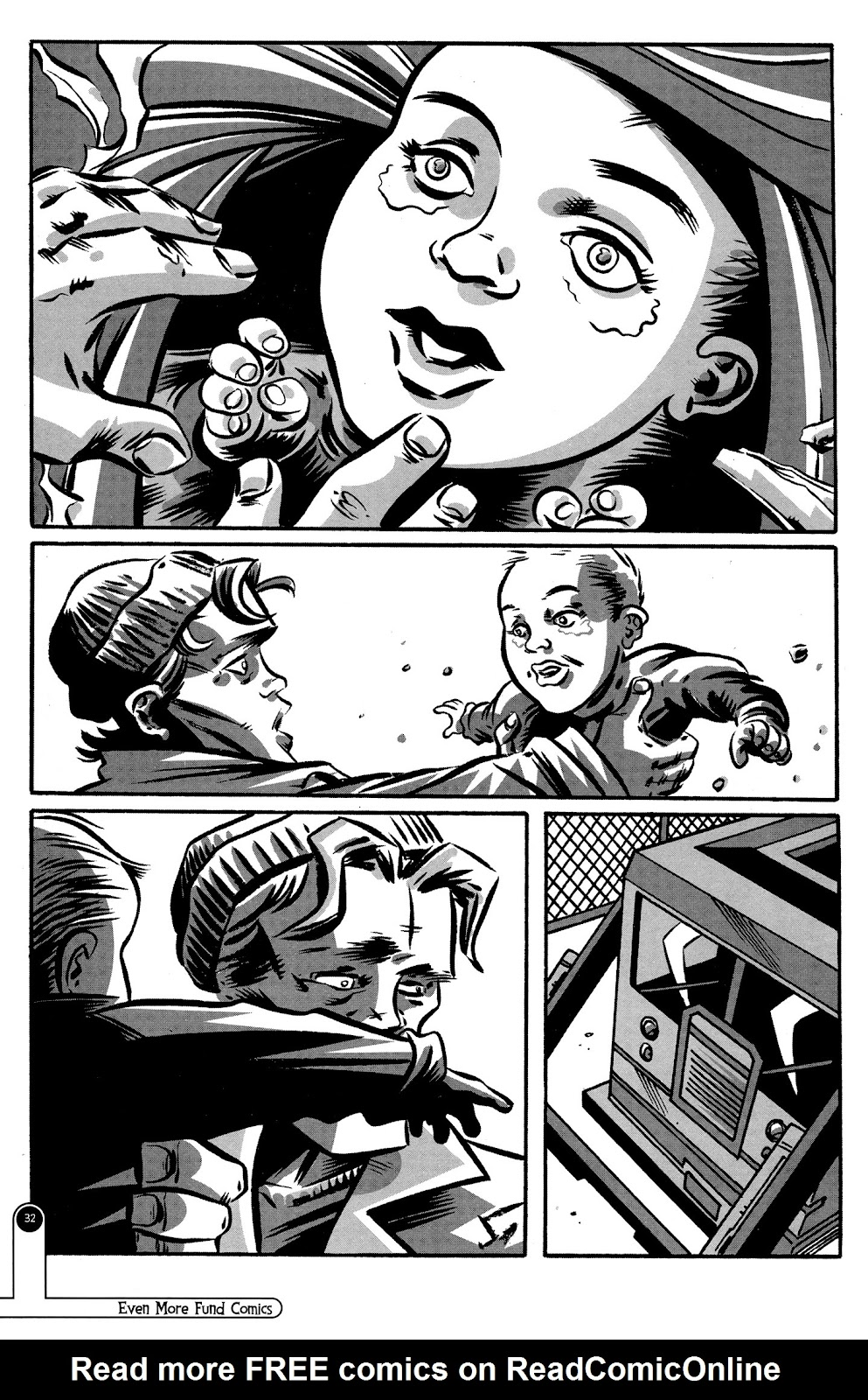 Read online Even More Fund Comics comic -  Issue # TPB (Part 1) - 32