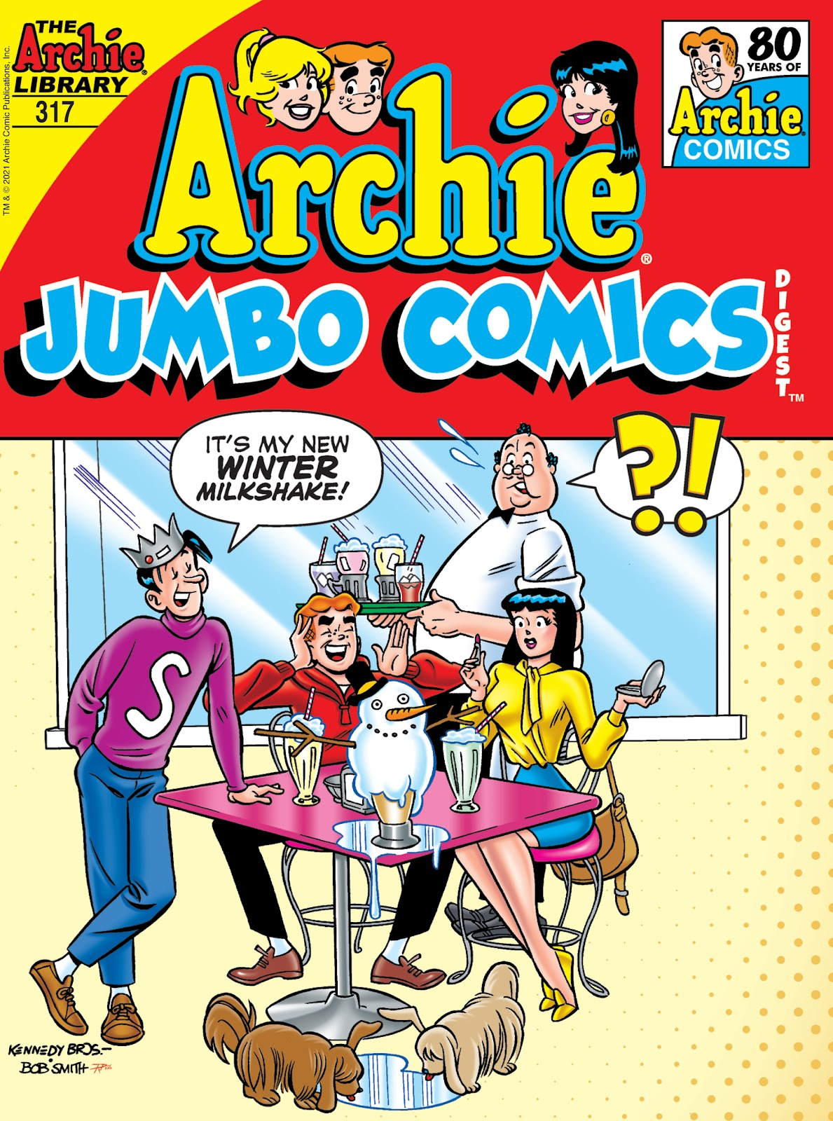Archie Comics Double Digest 317 Page 1