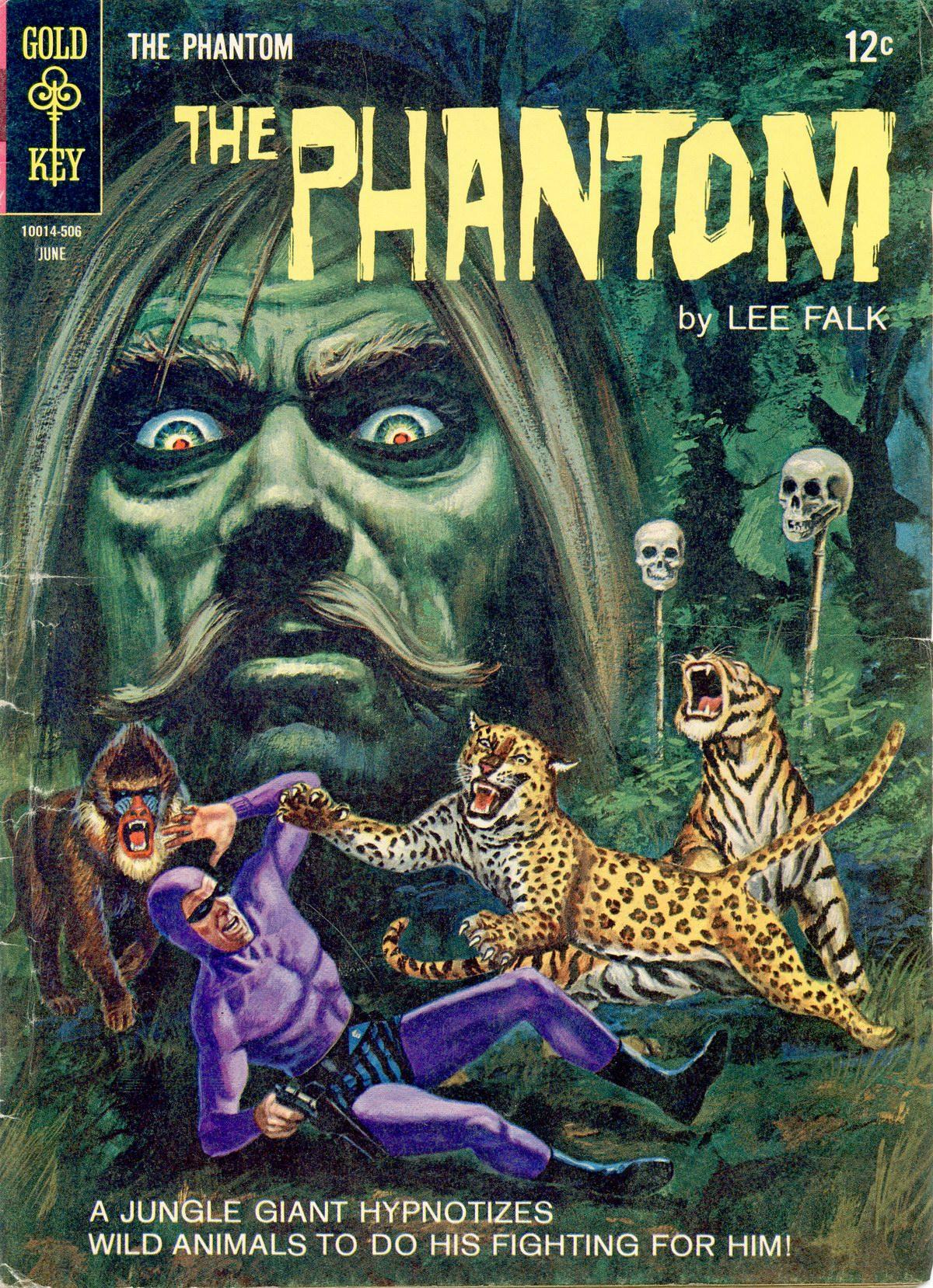 The Phantom (1962) 12 Page 1