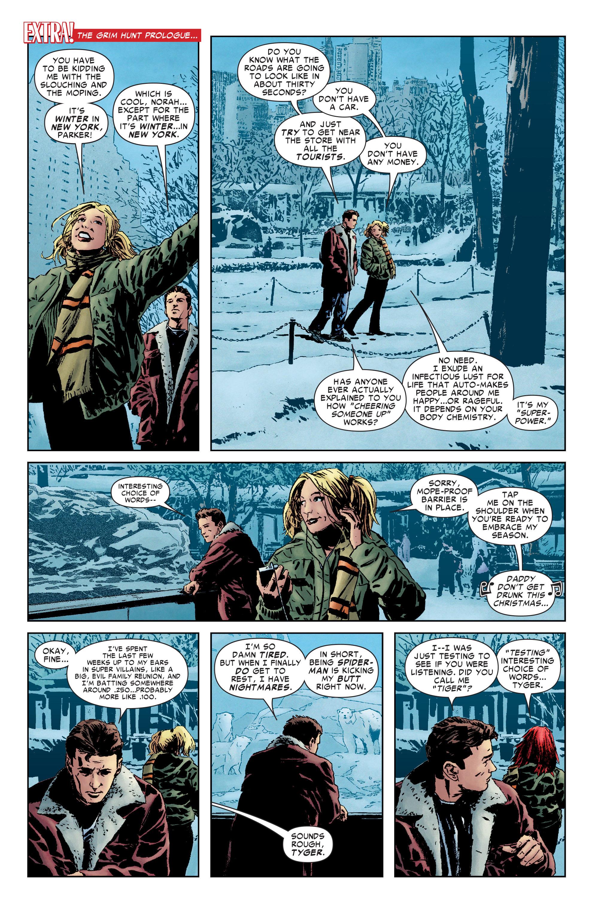 Read online Amazing Spider-Man Presents: Black Cat comic -  Issue #1 - 25