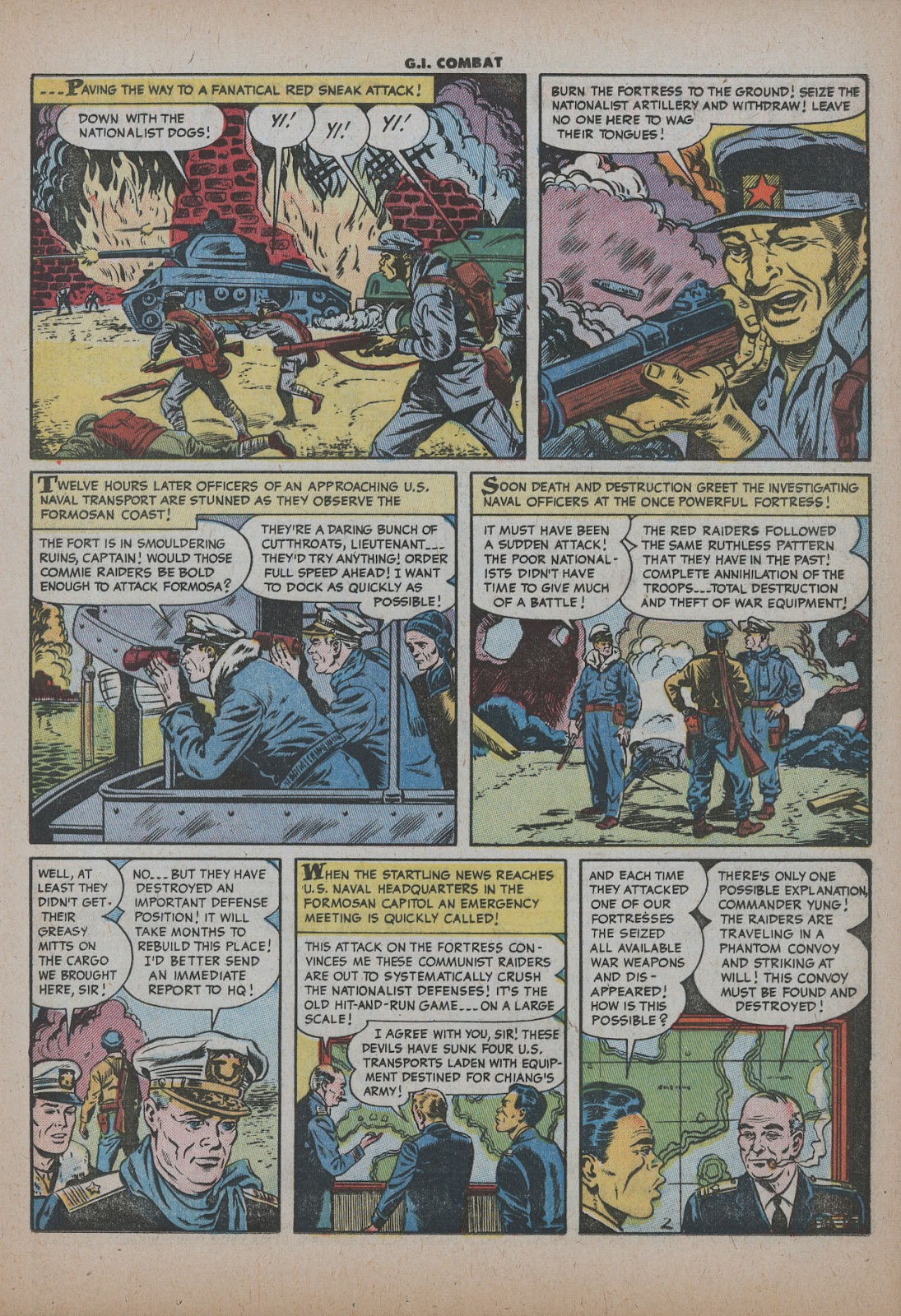 G.I. Combat (1952) issue 26 - Page 13