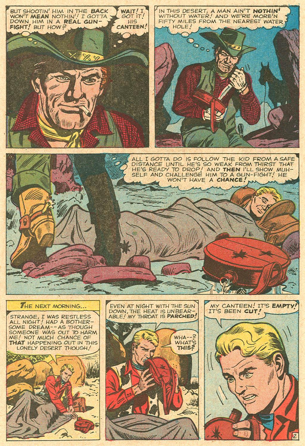 Read online Two-Gun Kid comic -  Issue #92 - 27