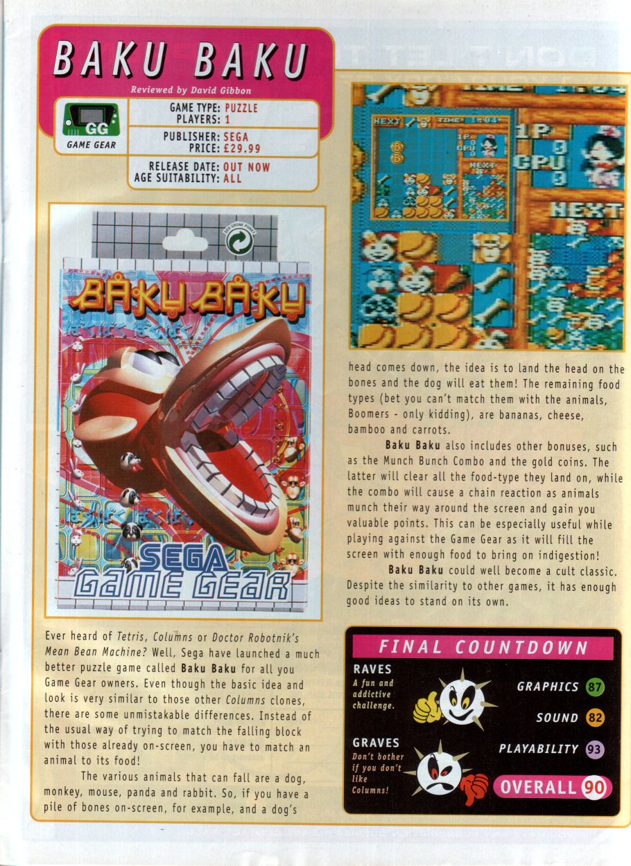 Read online Sonic the Comic comic -  Issue #85 - 11