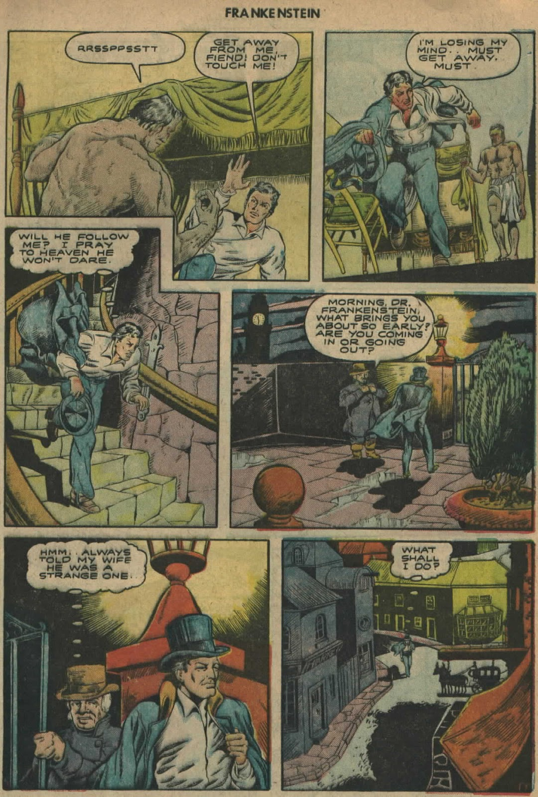 Classics Illustrated issue 26 - Page 9