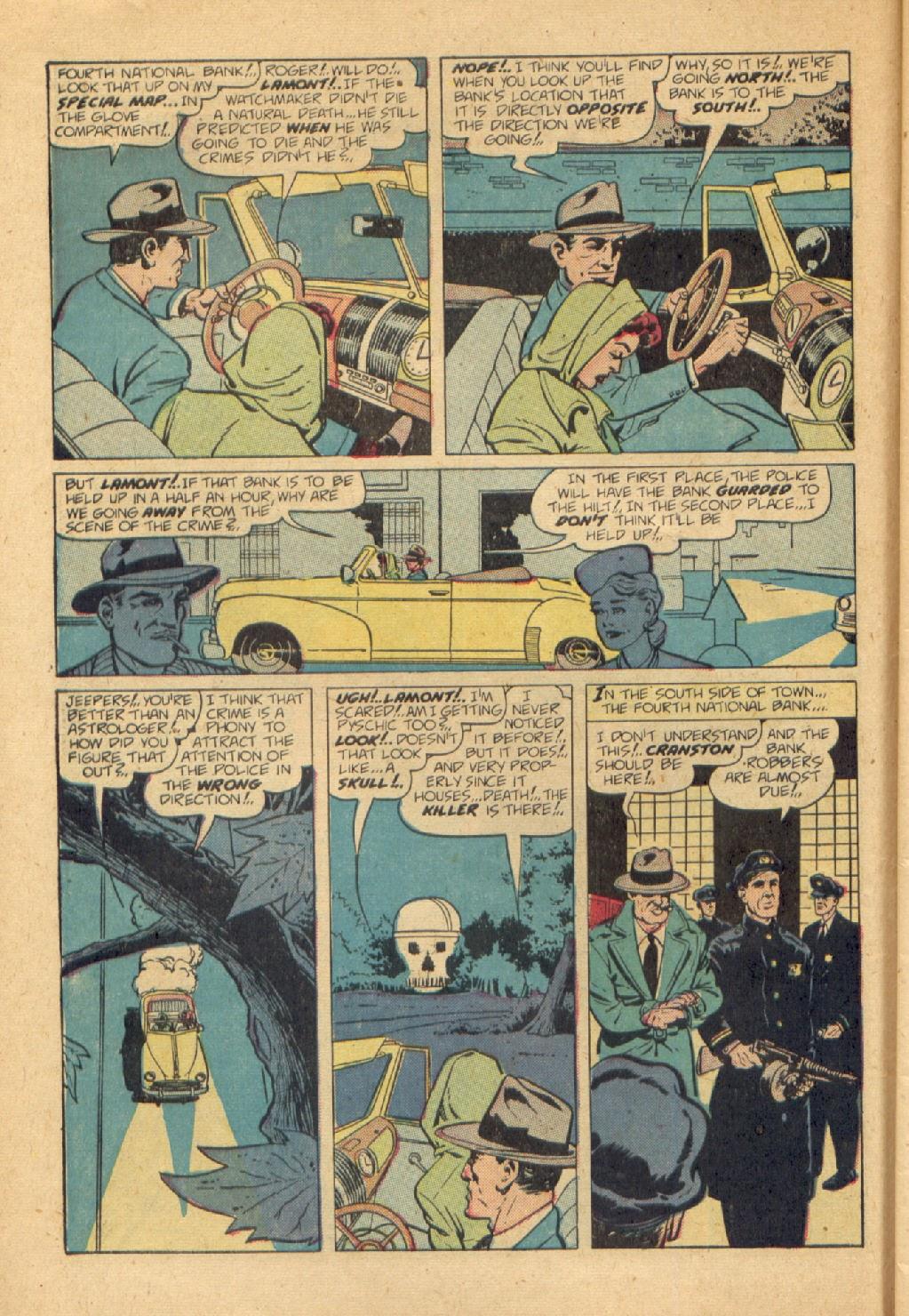 Shadow Comics #101 #94 - English 11