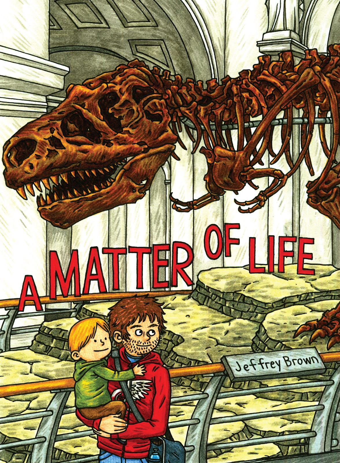 A Matter of Life issue TPB - Page 1