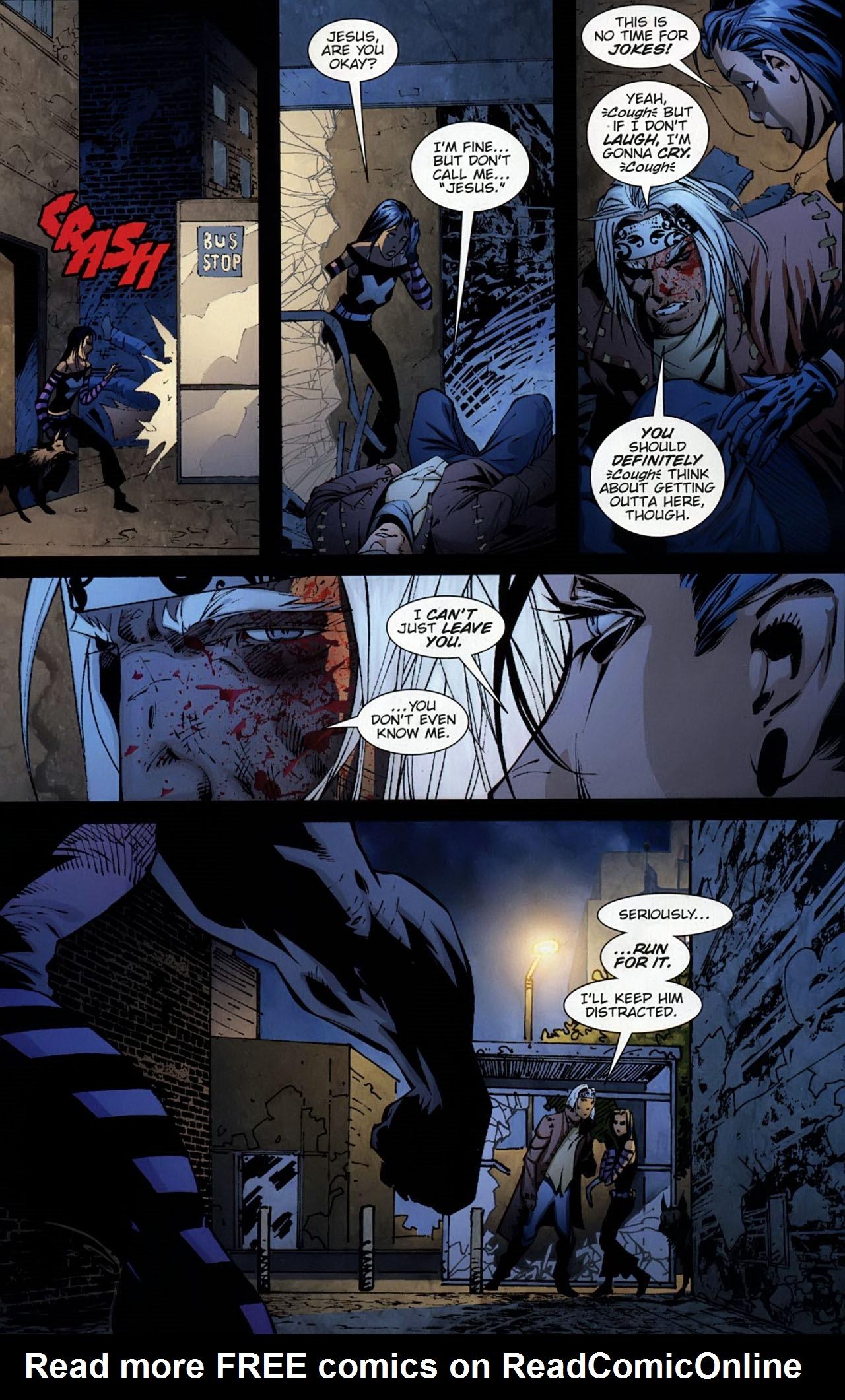 Read online Dead Romeo comic -  Issue #2 - 14