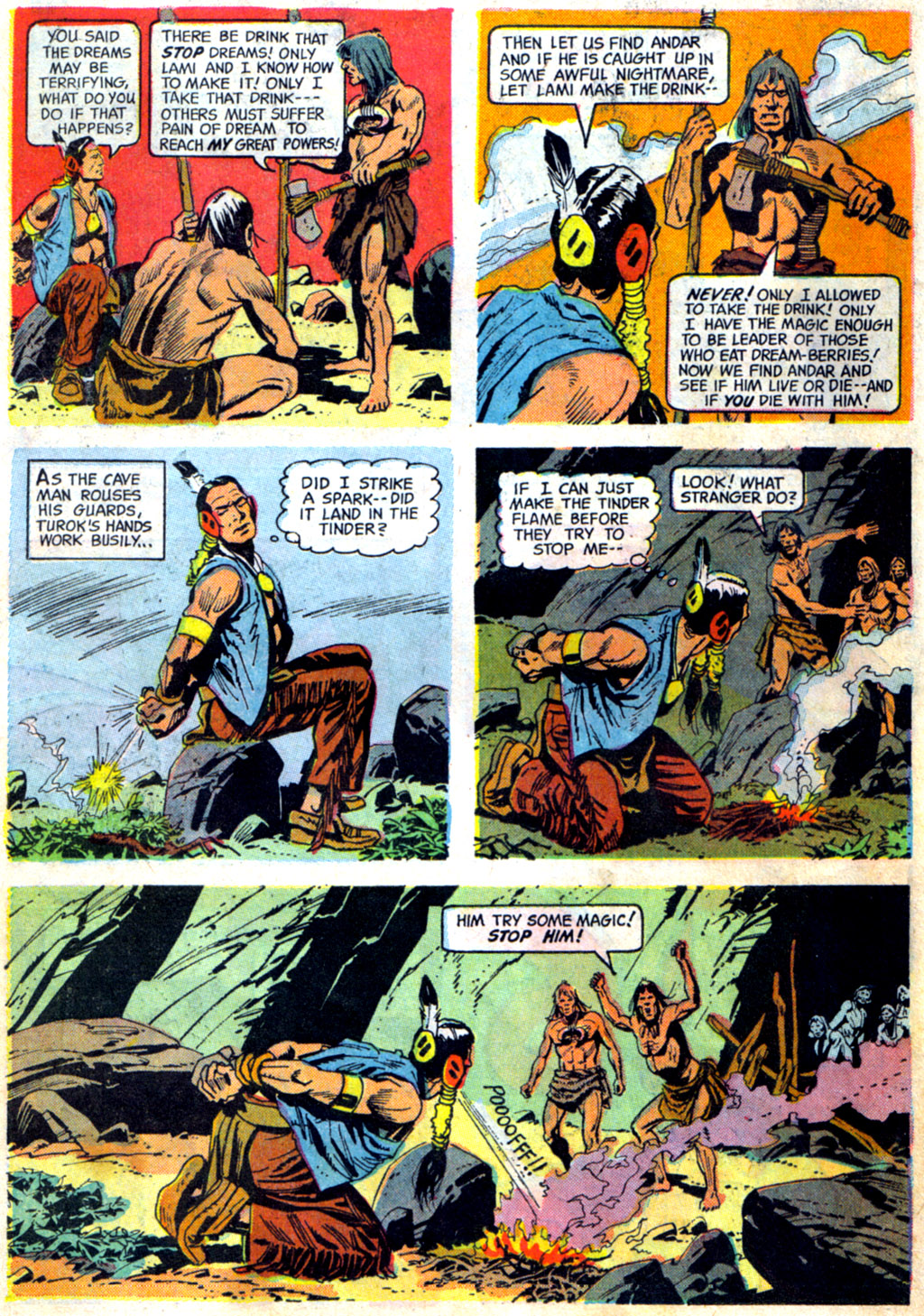 Read online Turok, Son of Stone comic -  Issue #62 - 22