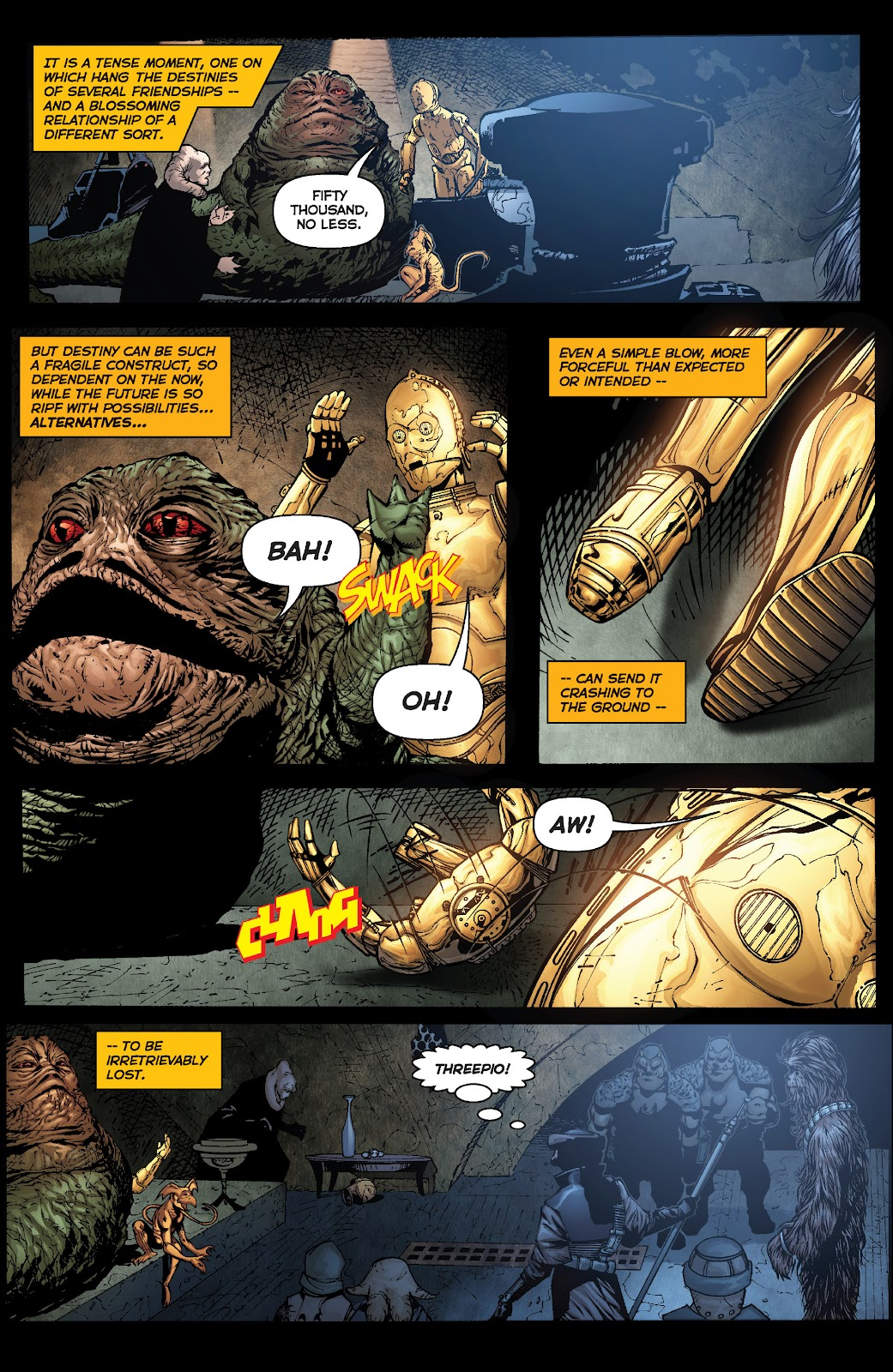Read online Star Wars Legends: Infinities - Epic Collection comic -  Issue # TPB (Part 2) - 98