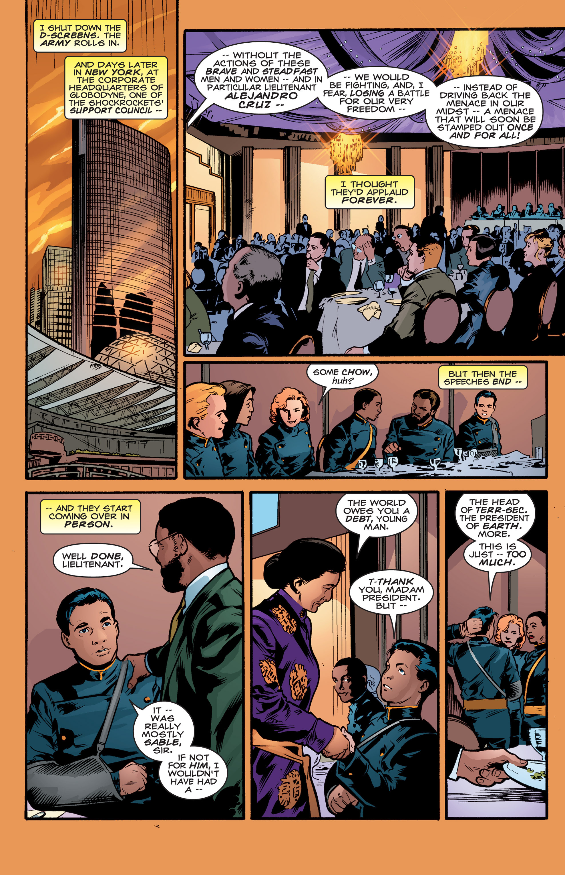 Read online Shockrockets comic -  Issue # TPB - 147
