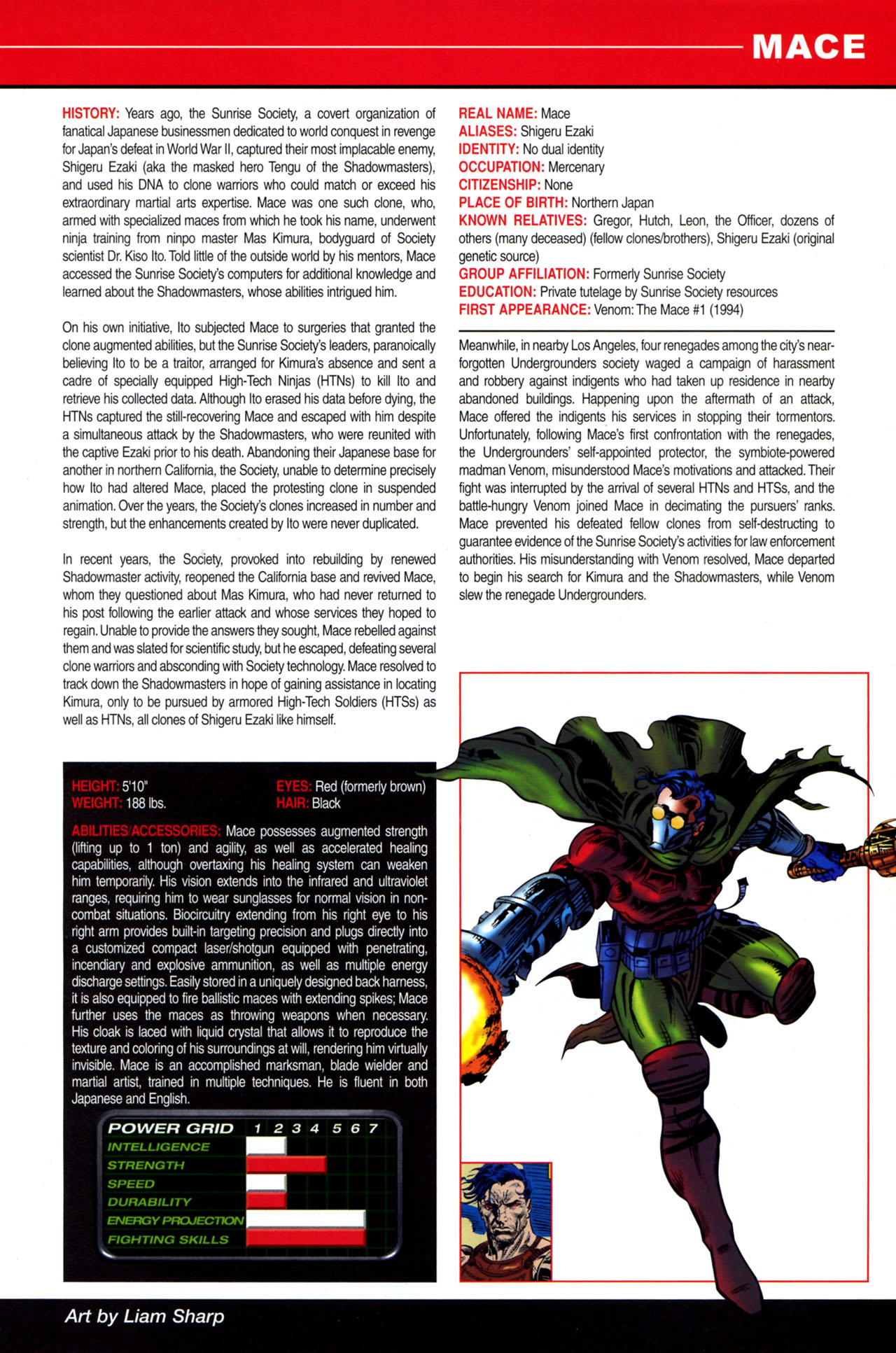 Read online All-New Official Handbook of the Marvel Universe A to Z: Update comic -  Issue #4 - 21