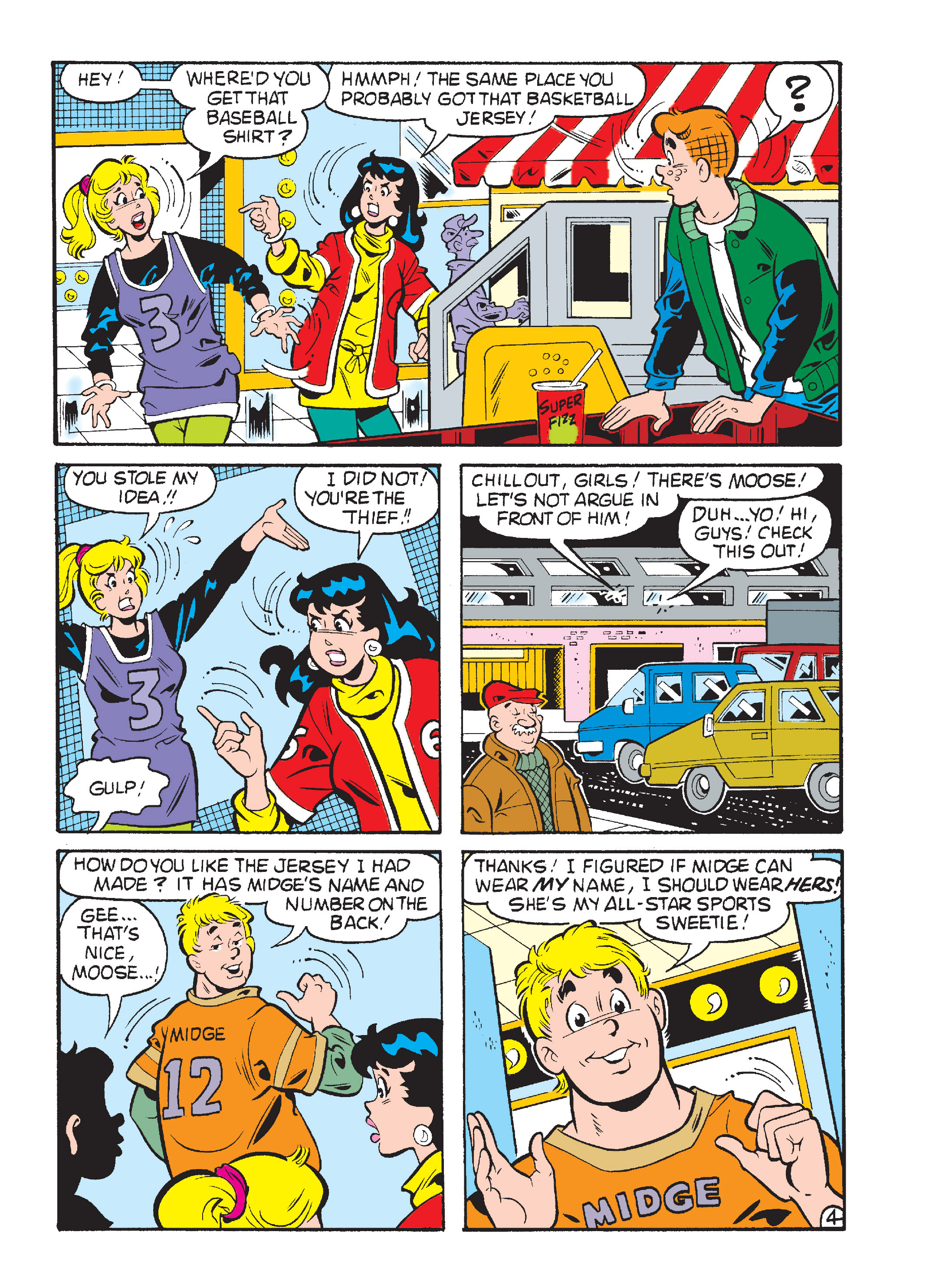 Read online Archie 1000 Page Comics Blowout! comic -  Issue # TPB (Part 4) - 231