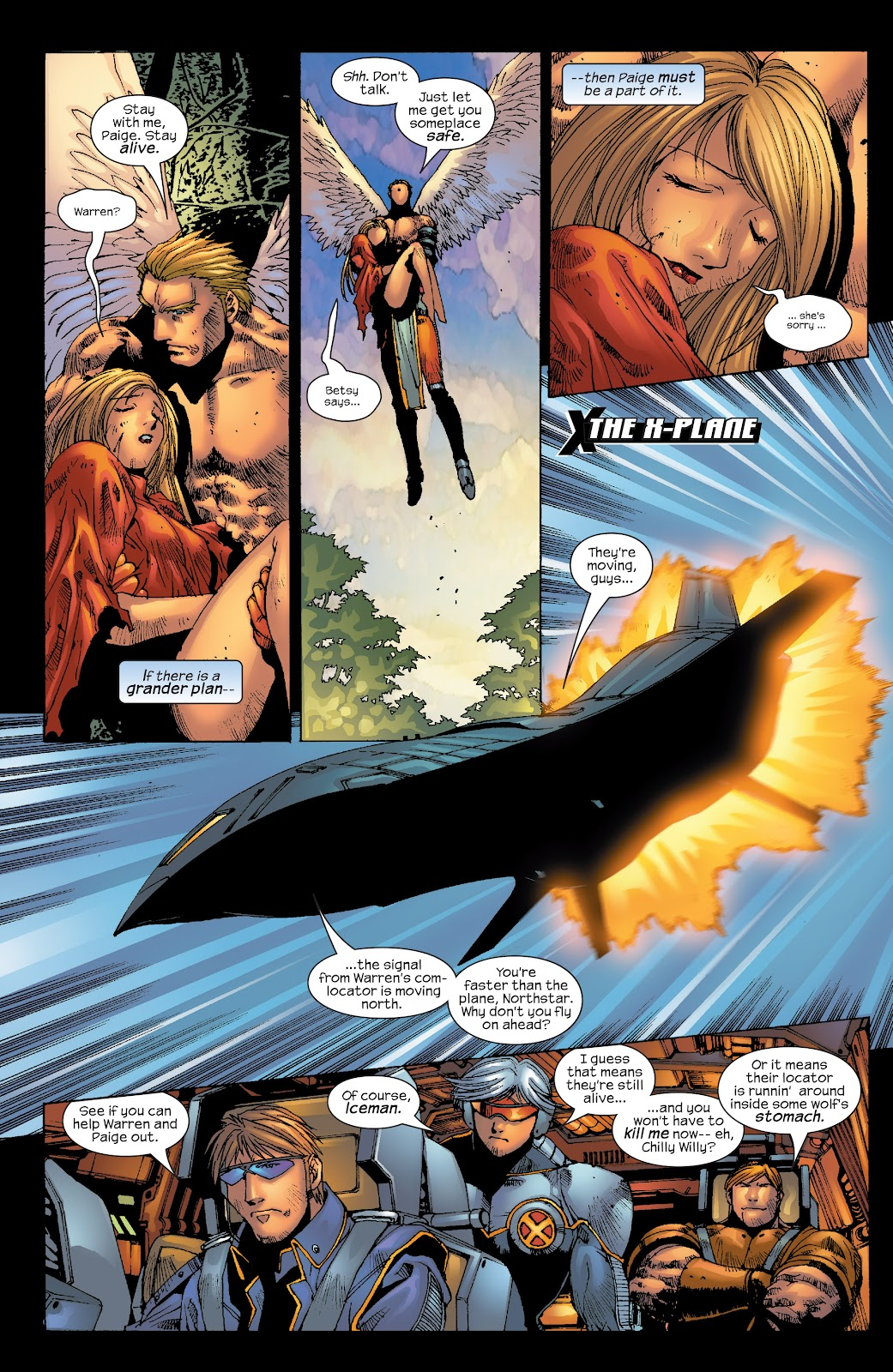 Read online X-Men: Unstoppable comic -  Issue # TPB (Part 3) - 69