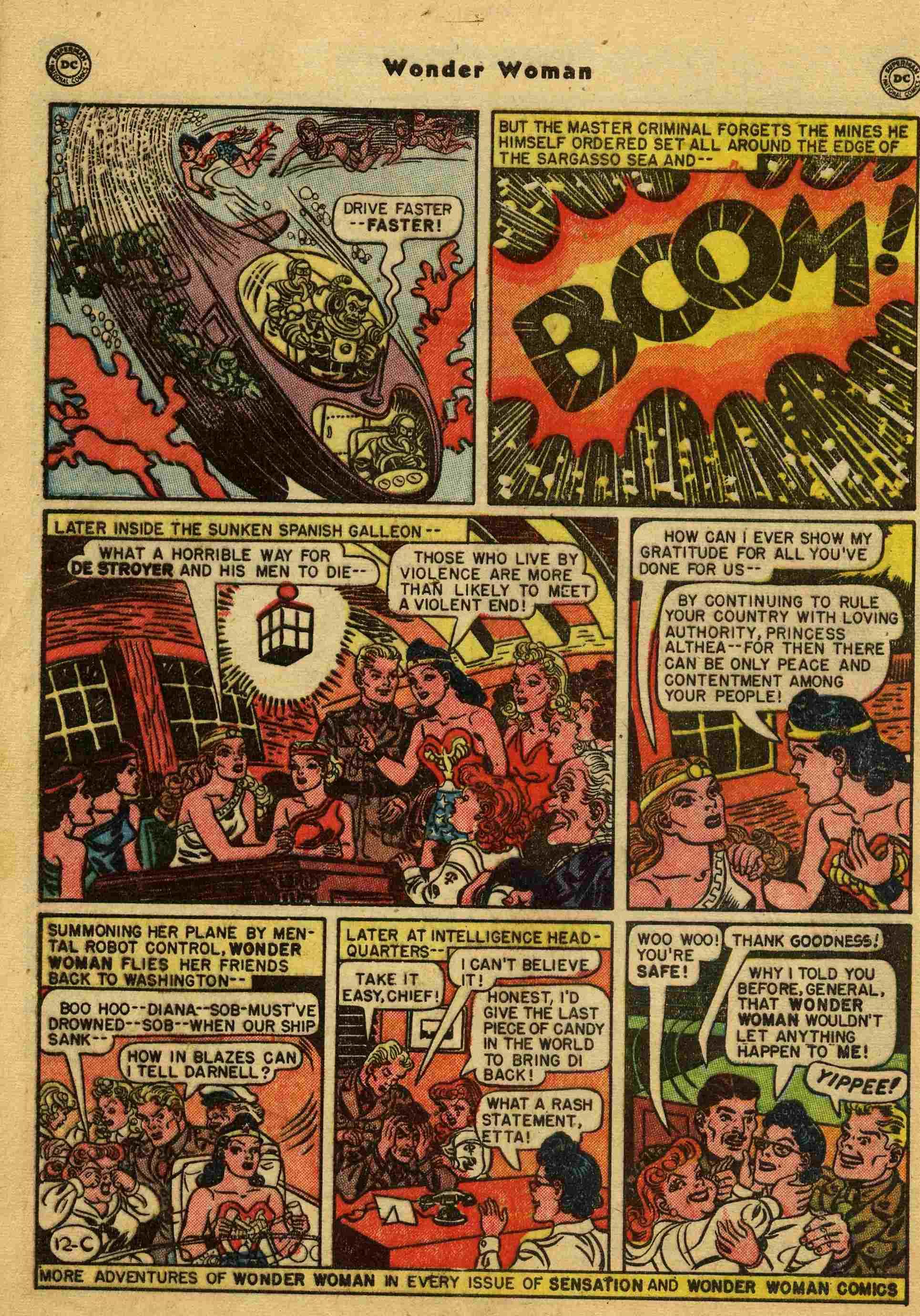 Read online Wonder Woman (1942) comic -  Issue #44 - 37