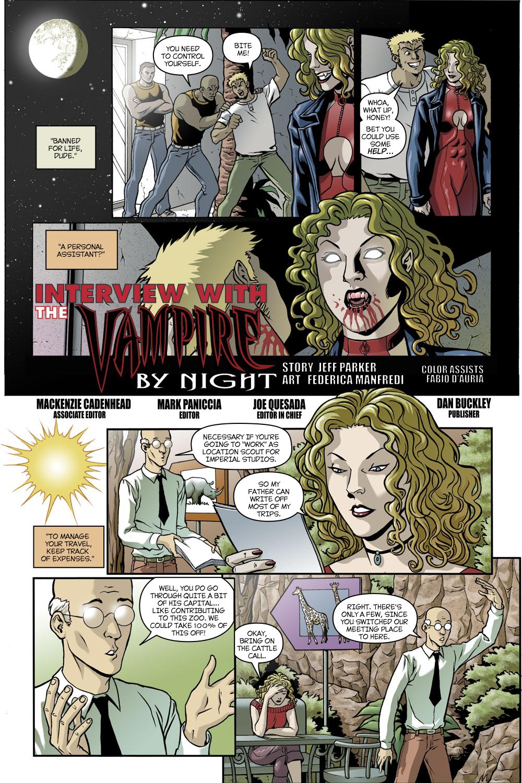 Read online Amazing Fantasy (2004) comic -  Issue #11 - 24