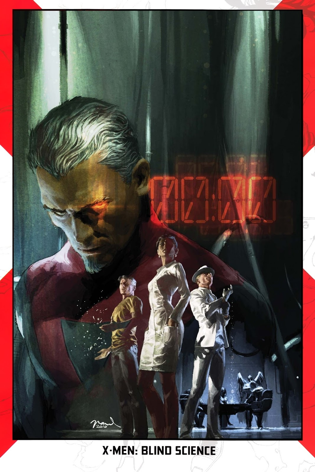 Read online X-Men: Second Coming Revelations comic -  Issue # TPB (Part 1) - 32