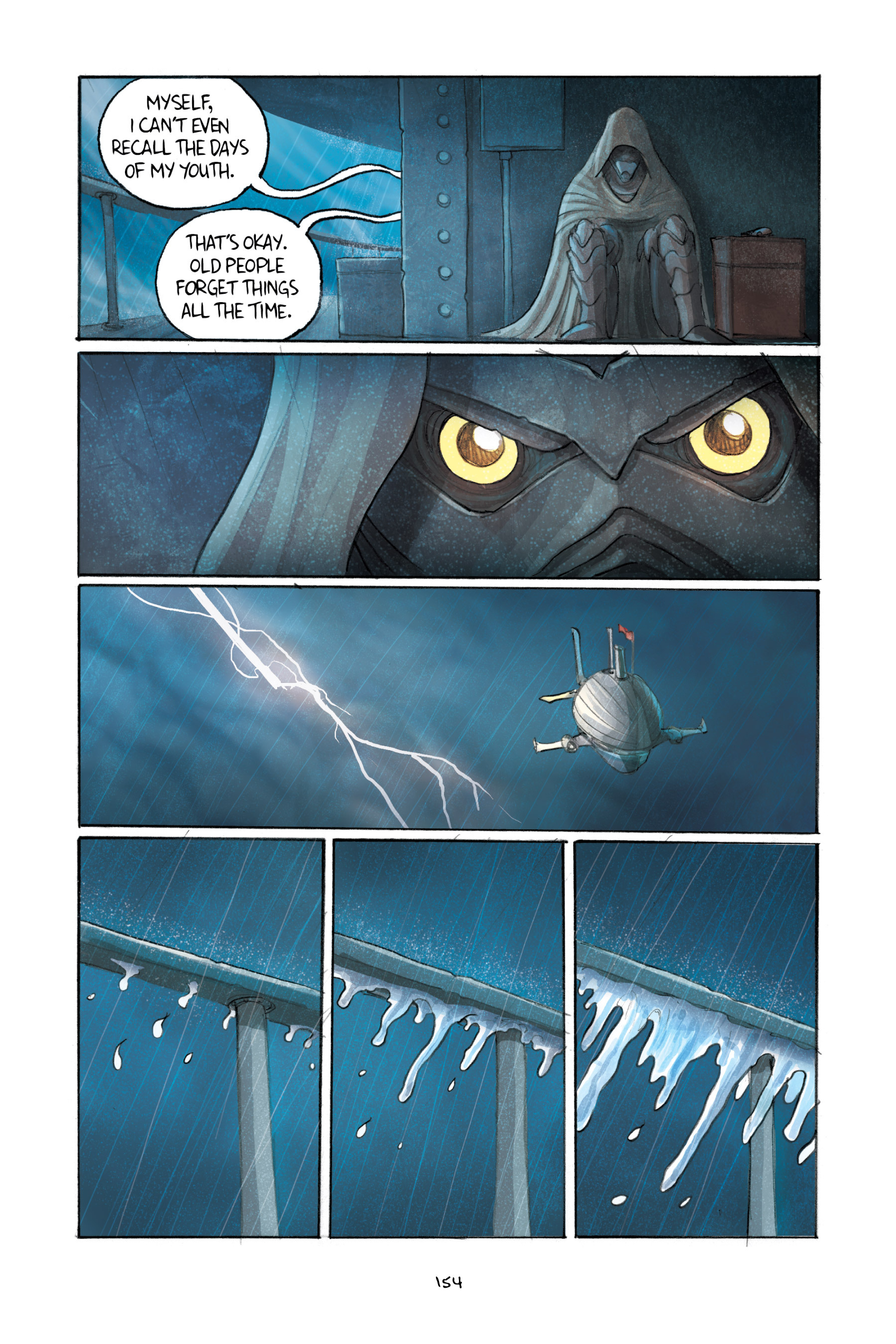 Read online Amulet comic -  Issue #3 - 150