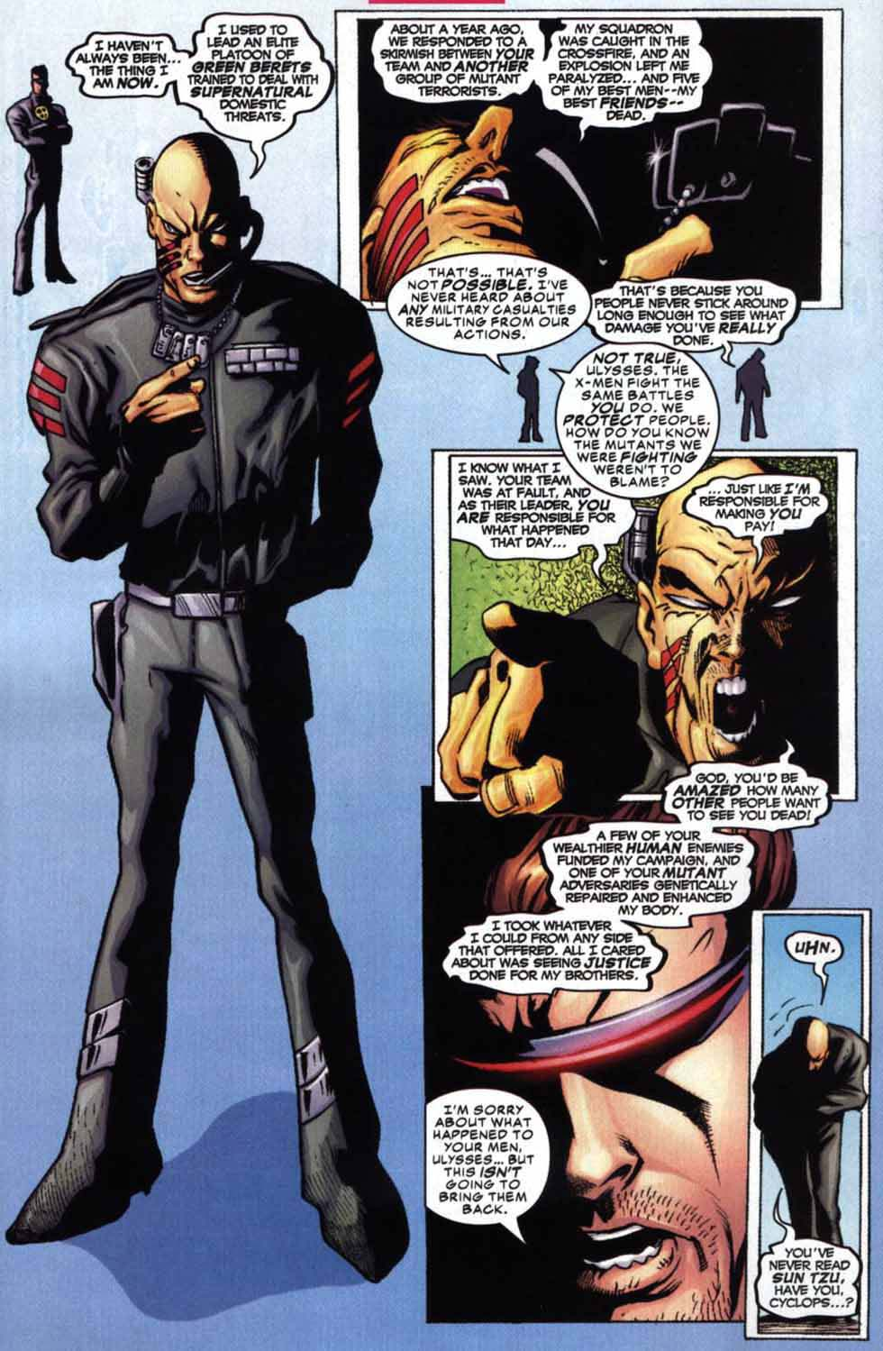 Read online Cyclops (2001) comic -  Issue #2 - 18