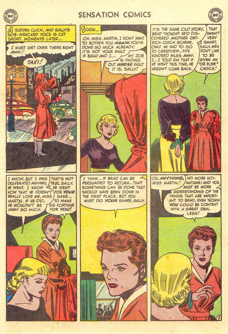 Read online Sensation (Mystery) Comics comic -  Issue #105 - 43